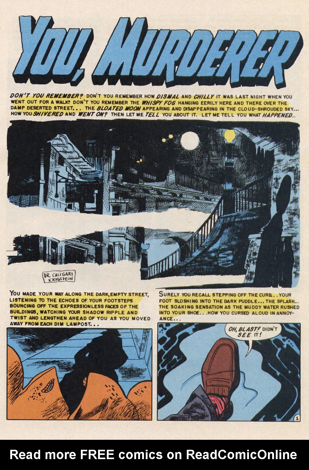 Read online Shock SuspenStories comic -  Issue #14 - 18