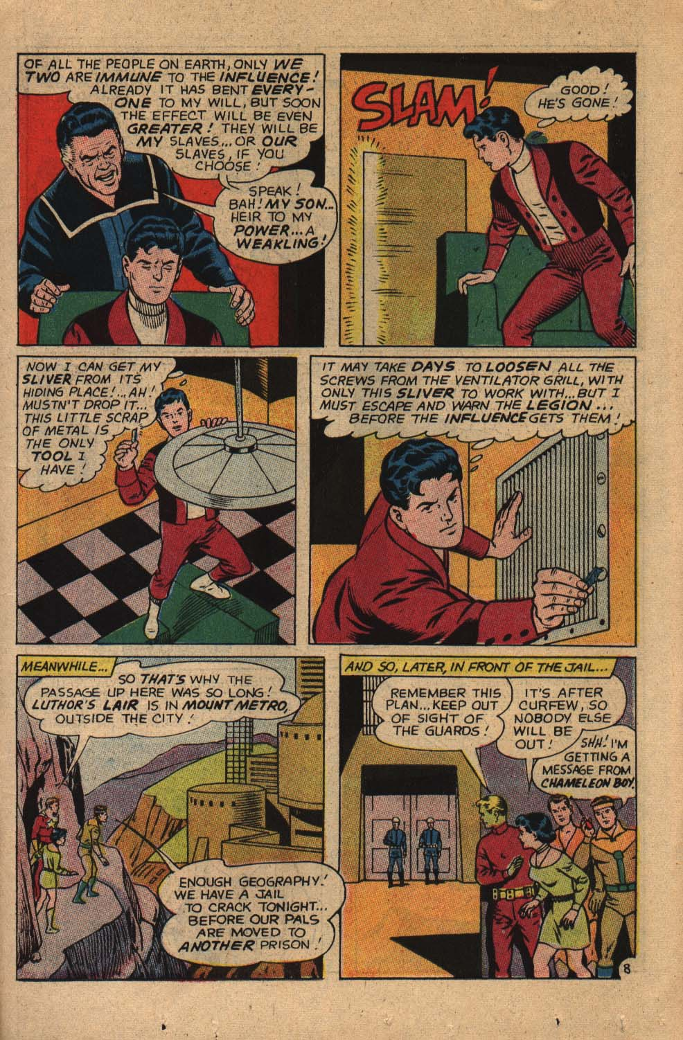 Read online Adventure Comics (1938) comic -  Issue #360 - 11