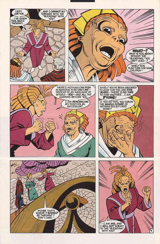 Read online Star Trek (1989) comic -  Issue # Annual 3 - 8