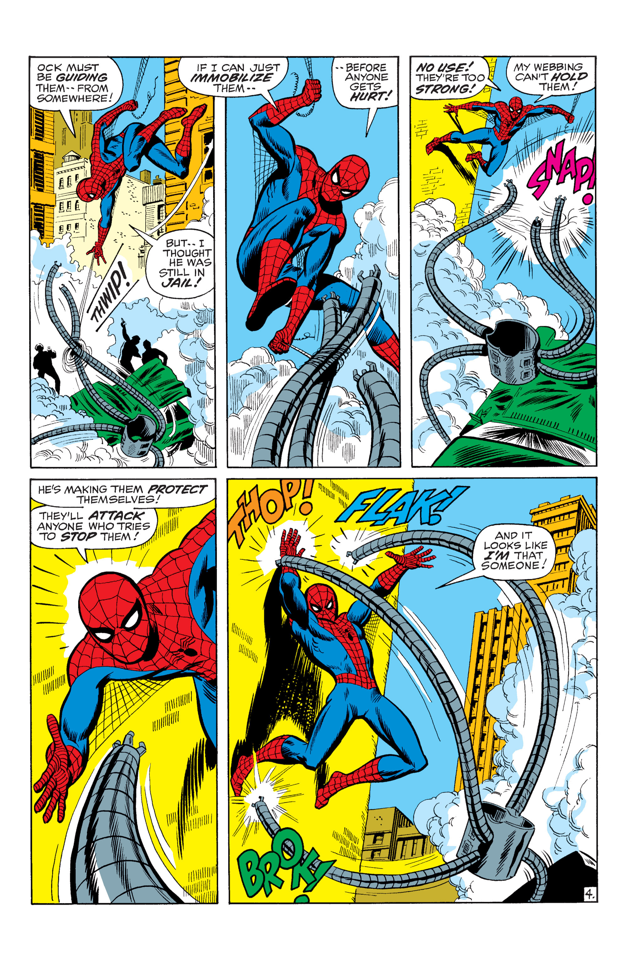 The Amazing Spider-Man (1963) 88 Page 4