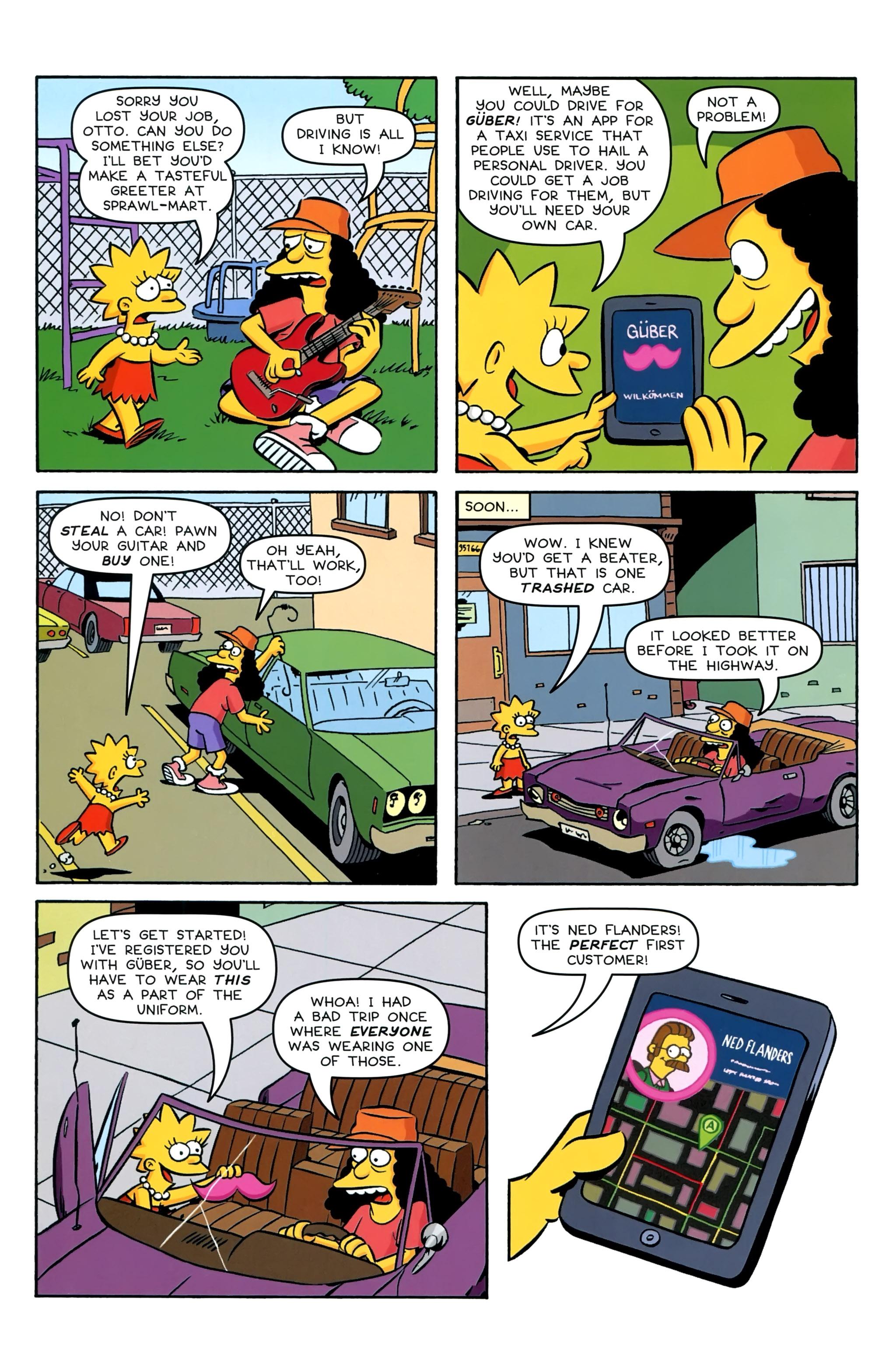 Read online Simpsons Comics Presents Bart Simpson comic -  Issue #95 - 20
