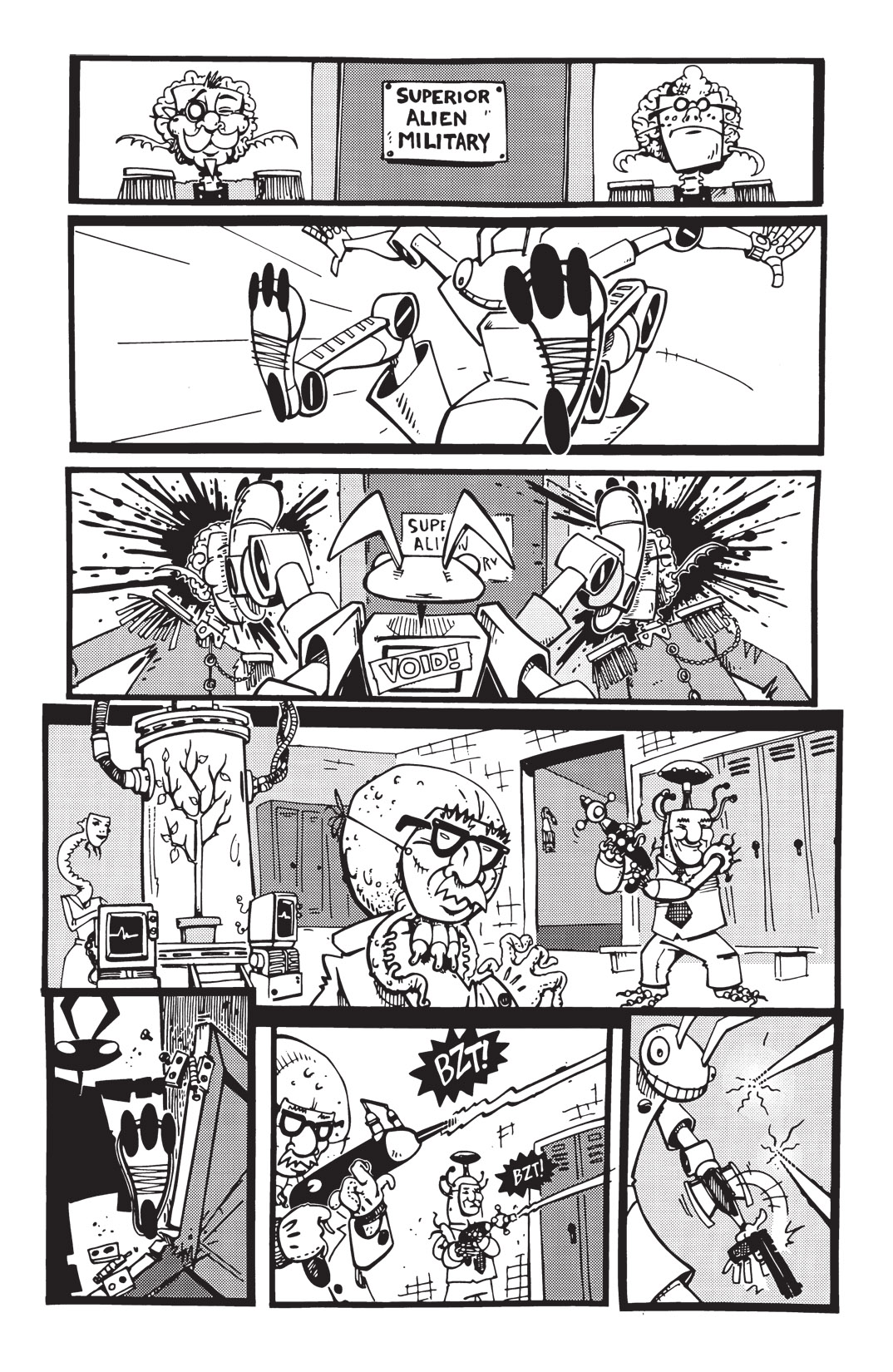 Read online Scud: The Disposable Assassin: The Whole Shebang comic -  Issue # TPB (Part 2) - 129