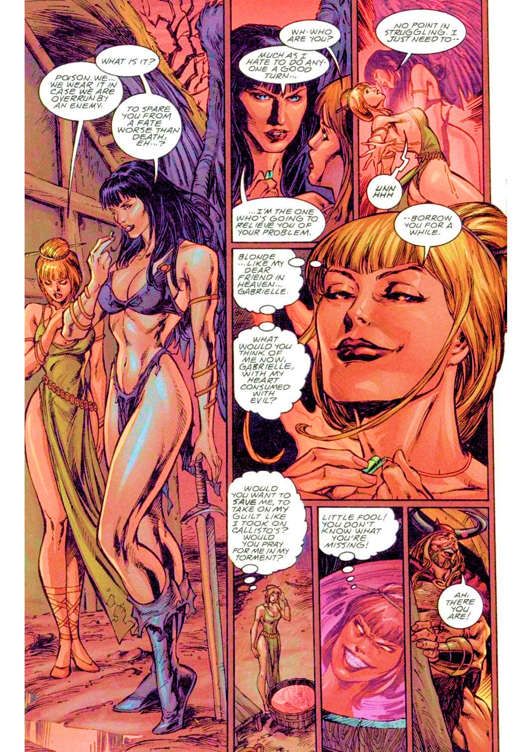 Read online Xena: Warrior Princess (1999) comic -  Issue #3 - 14