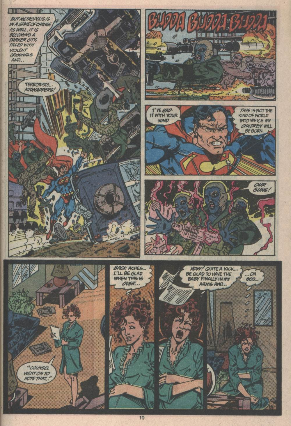 Adventures of Superman (1987) issue _Annual_3 - Page 10