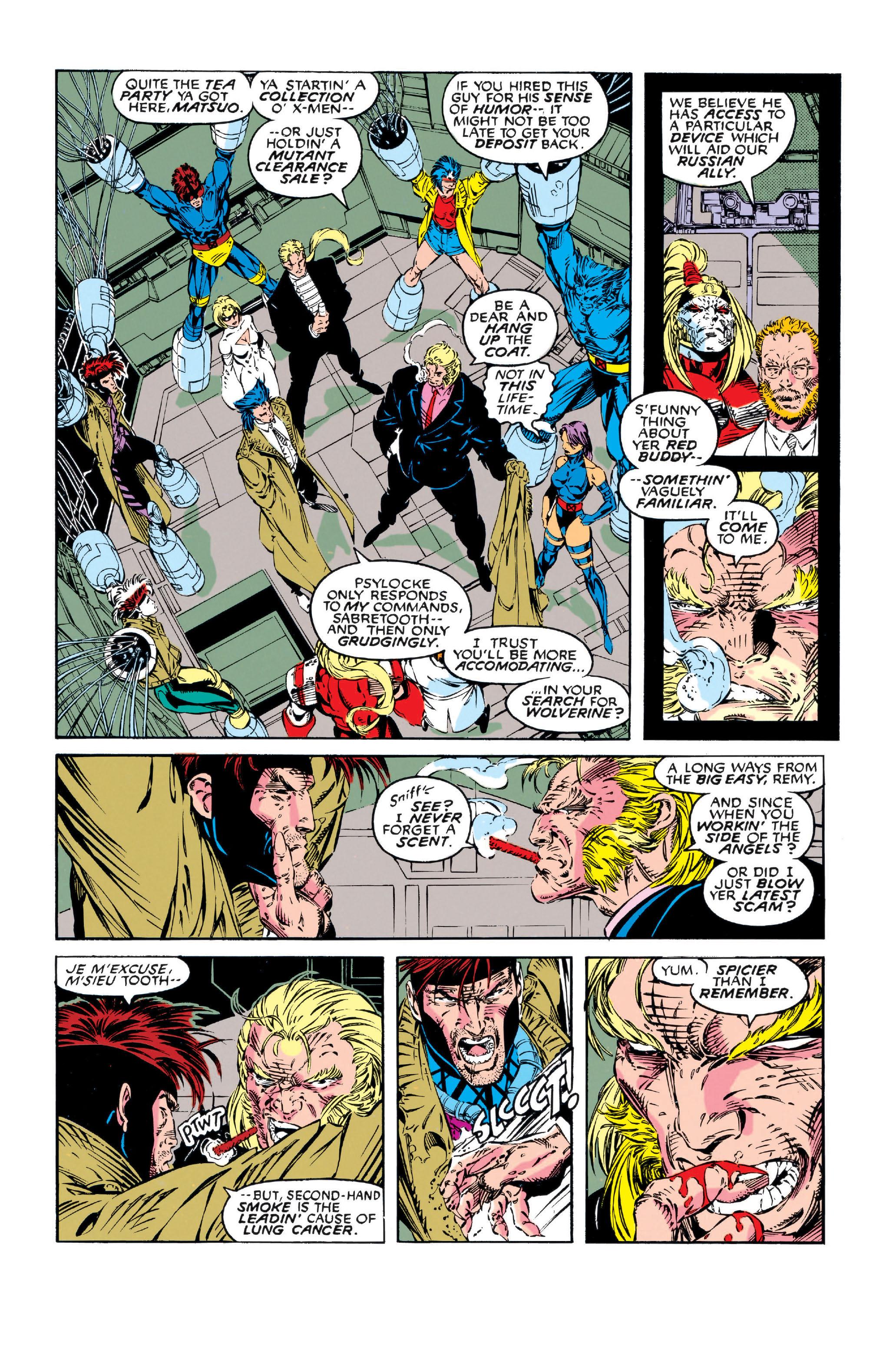 X-Men (1991) 6 Page 17