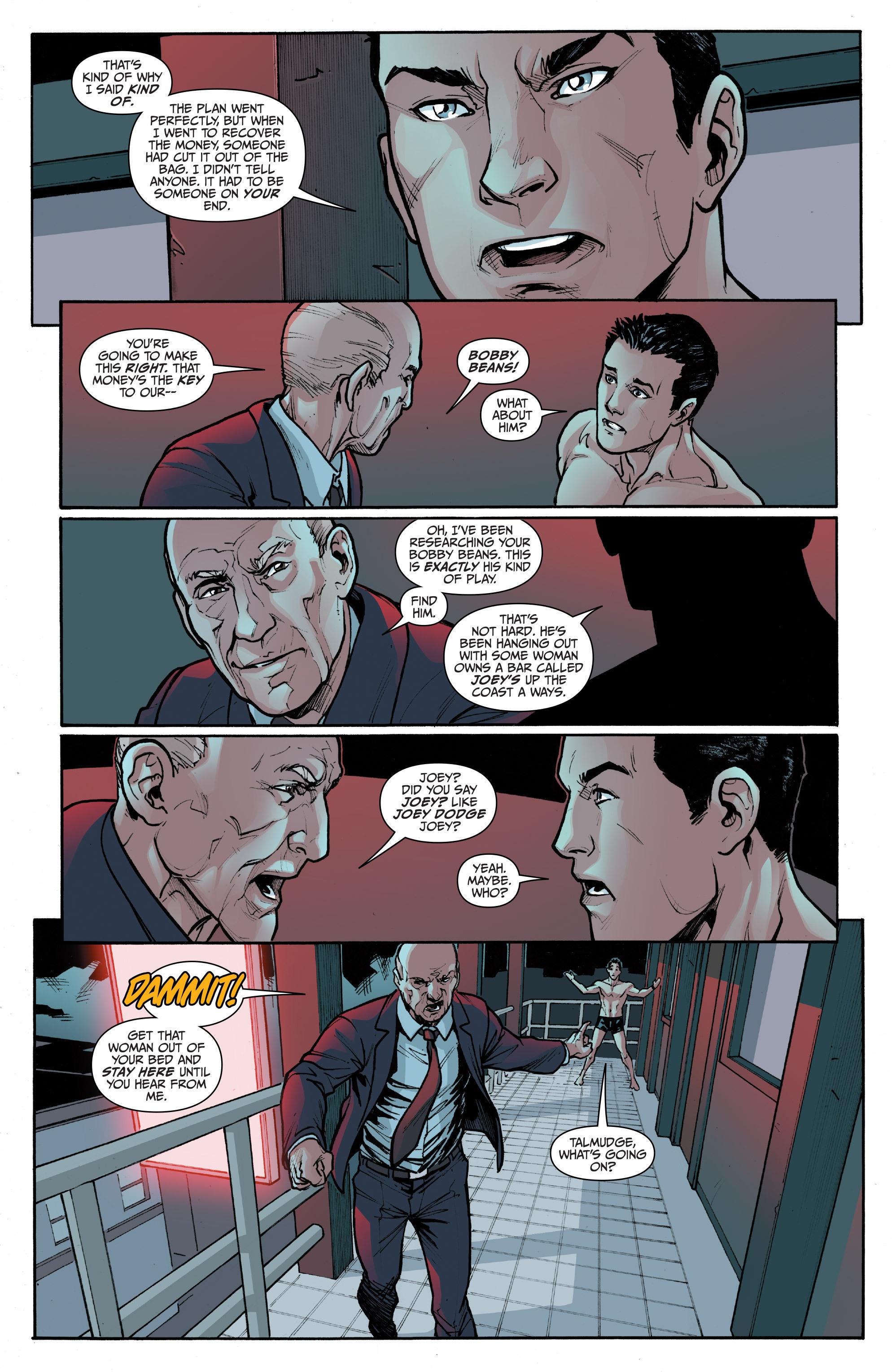 Read online 3 Guns comic -  Issue #3 - 5