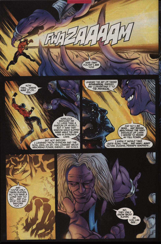 Captain Marvel (1999) Issue #33 #34 - English 22