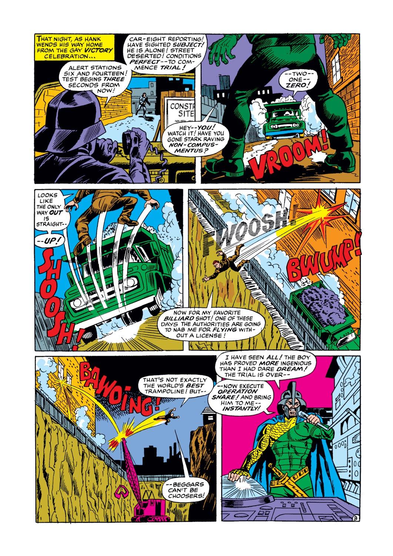 Read online Amazing Adventures (1970) comic -  Issue #17 - 16