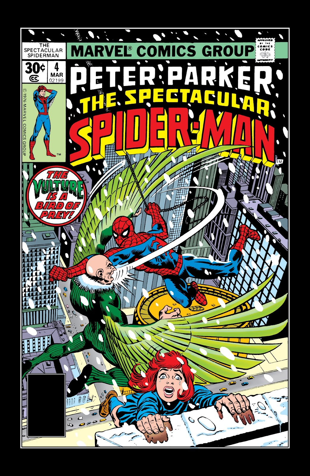 Read online Marvel Masterworks: The Spectacular Spider-Man comic -  Issue # TPB (Part 1) - 62