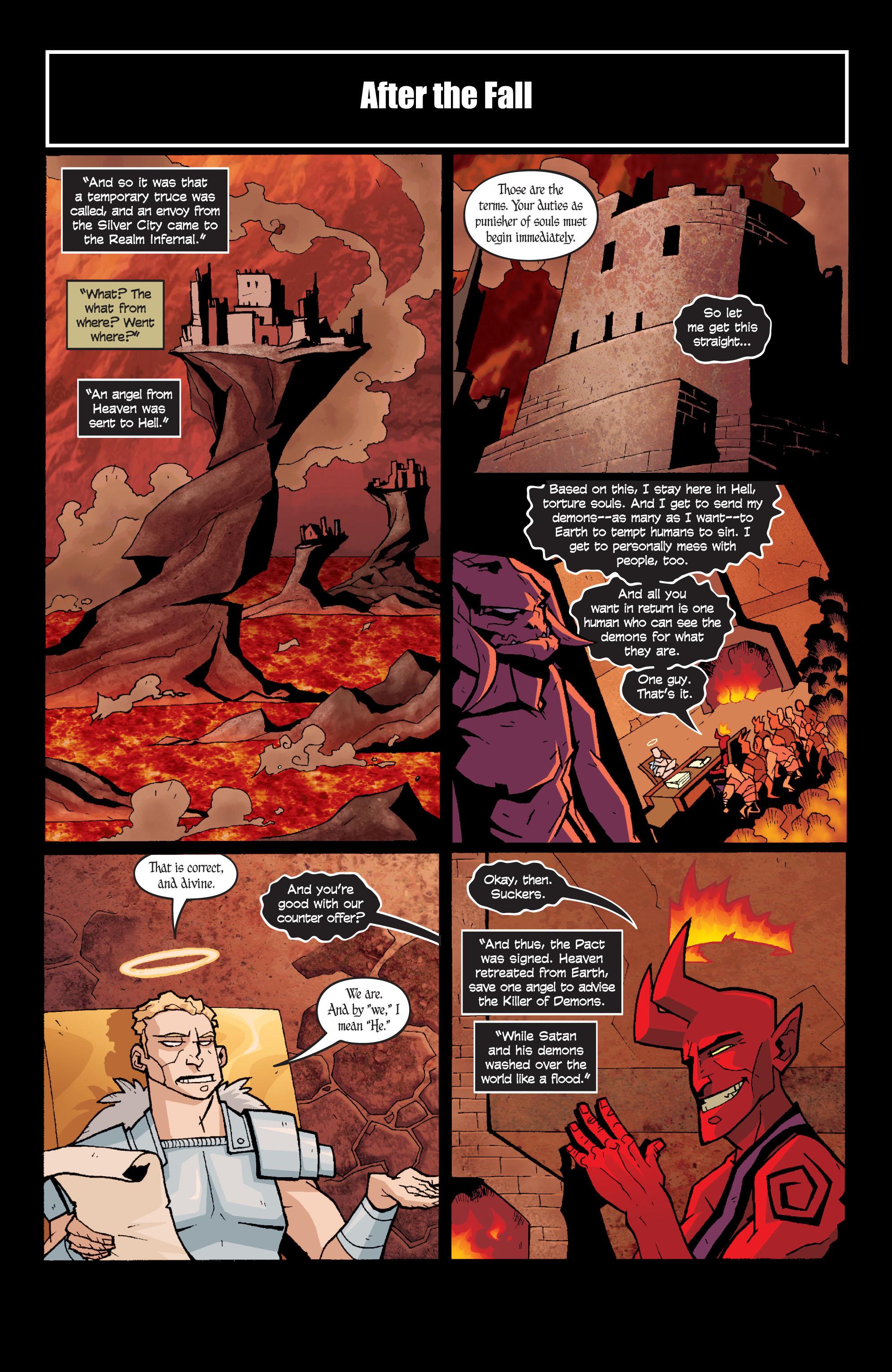 Read online Killer Of Demons comic -  Issue #3 - 3