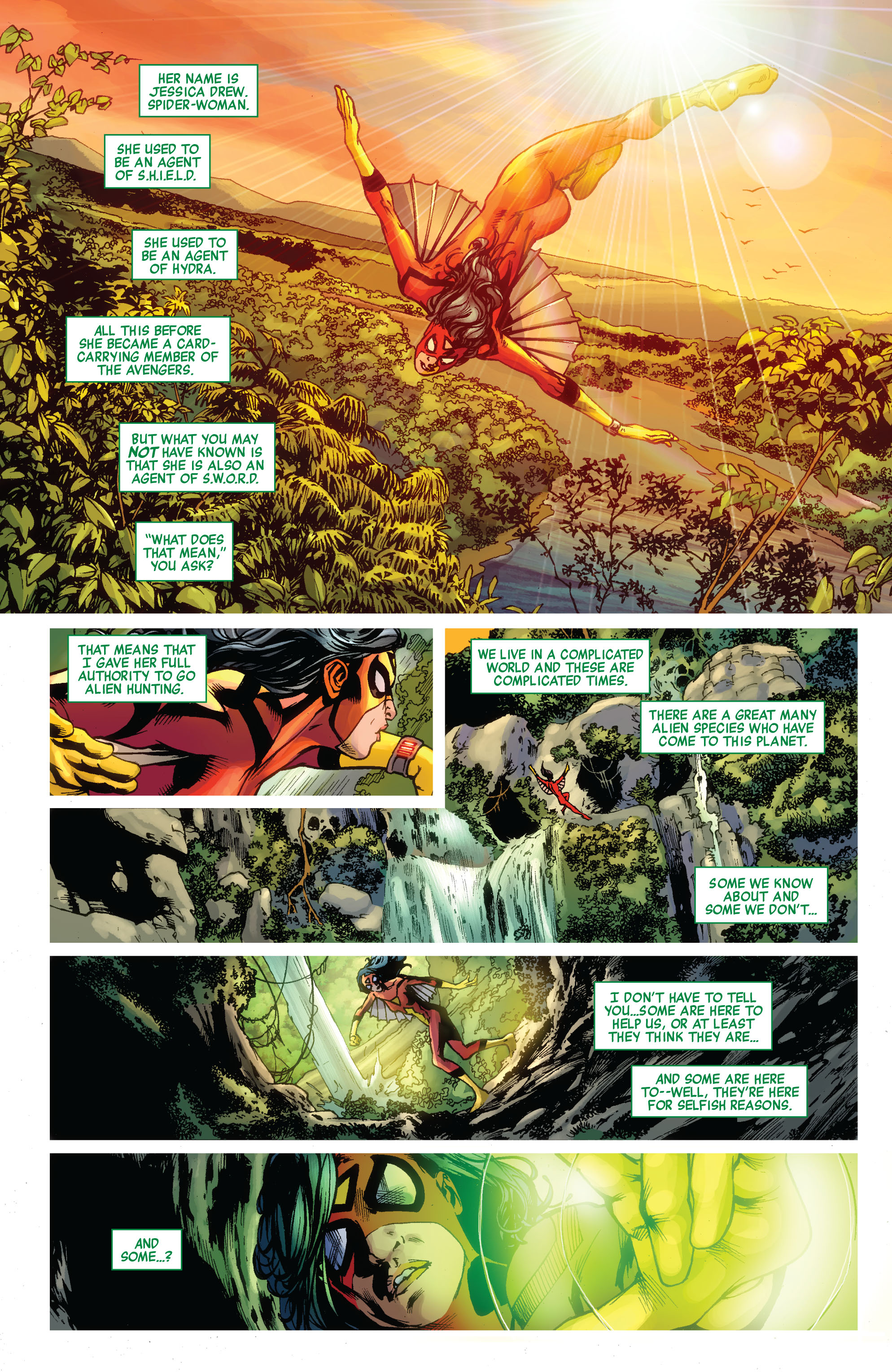 Read online Avengers (2010) comic -  Issue #12.1 - 3
