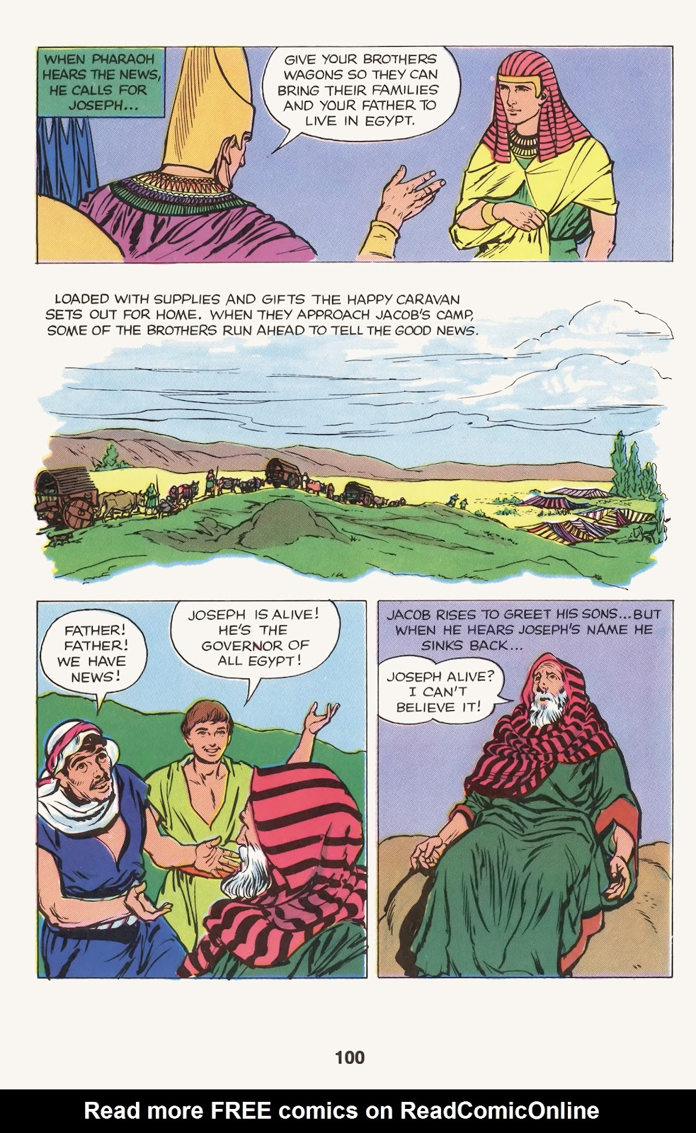 The Picture Bible issue TPB (Part 2) - Page 3