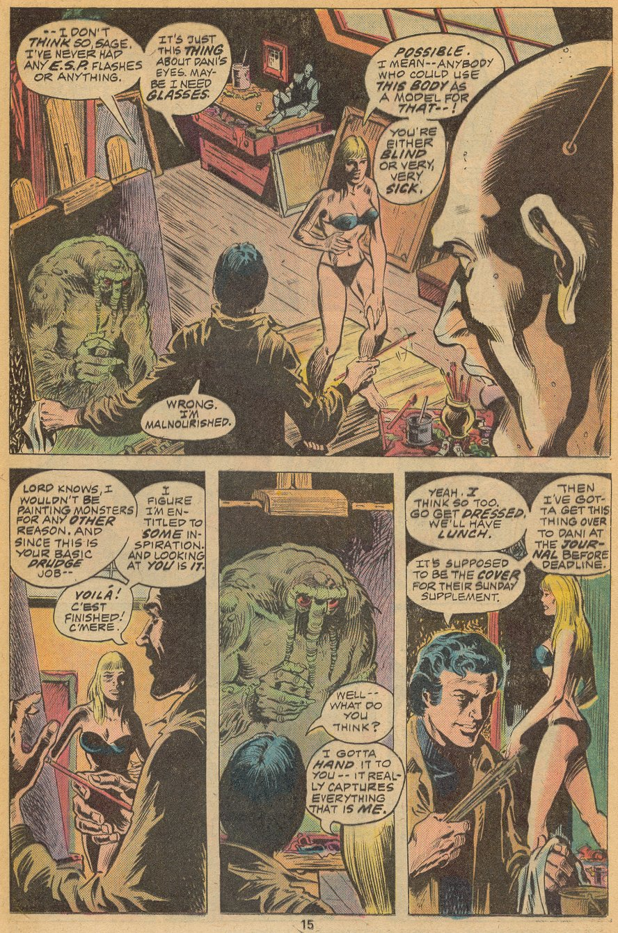 Man-Thing (1974) issue 20 - Page 10