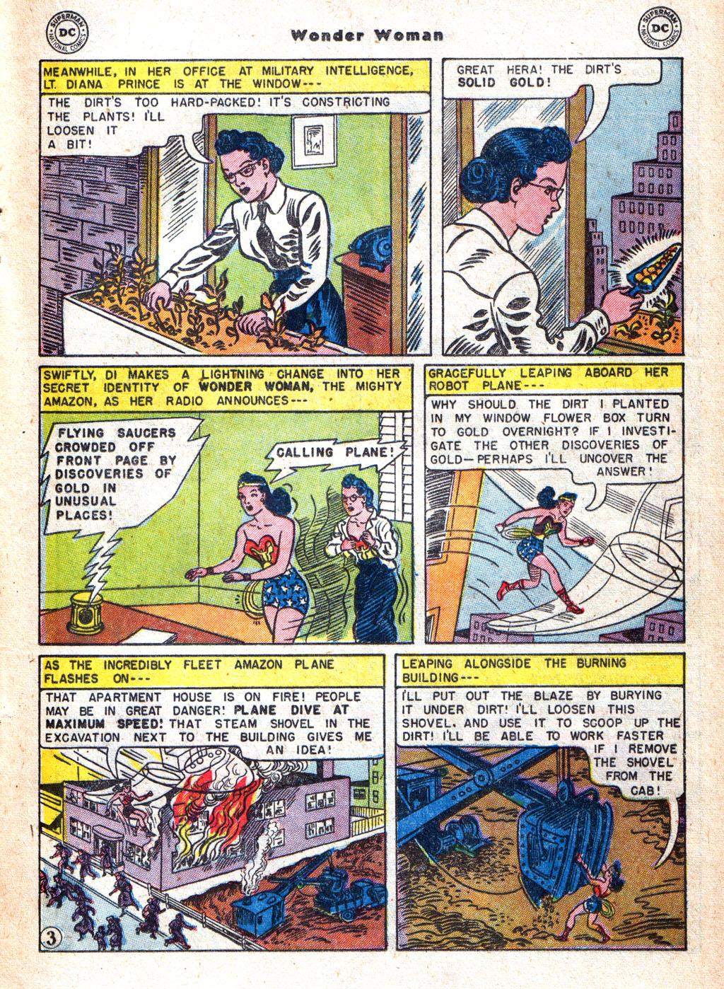 Read online Wonder Woman (1942) comic -  Issue #72 - 17