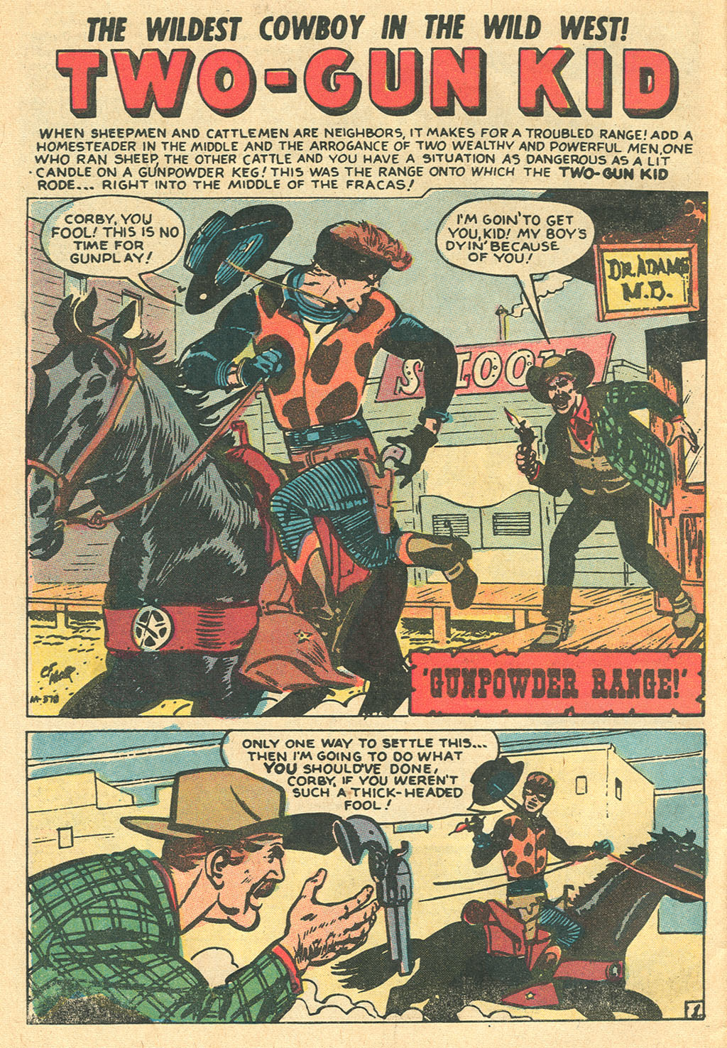 Read online Two-Gun Kid comic -  Issue #102 - 10