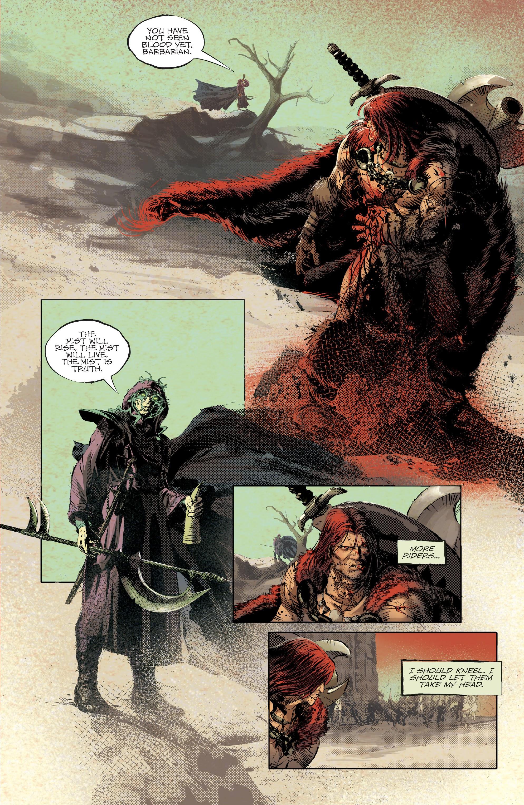 Berserker Unbound #1 #1 - English 17