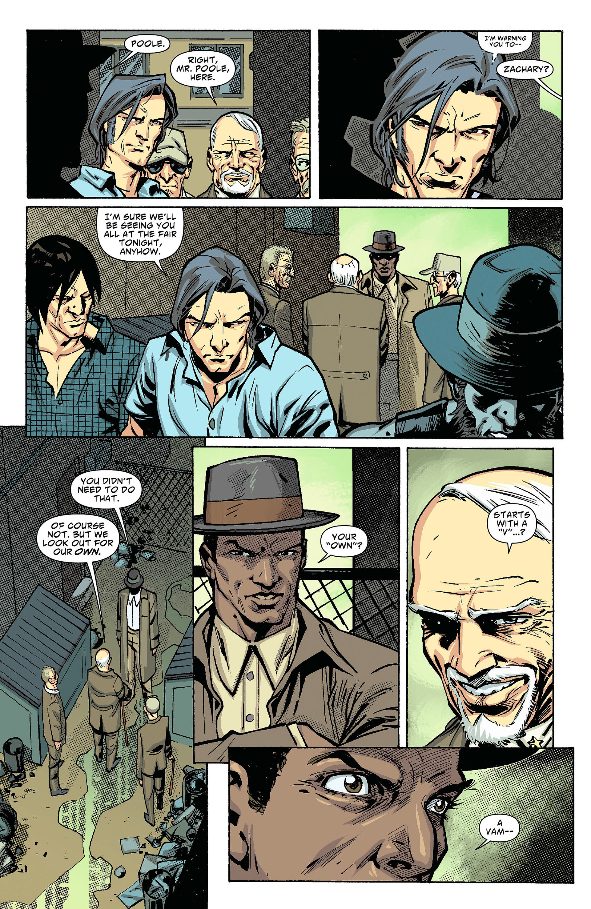 Read online American Vampire comic -  Issue #26 - 15
