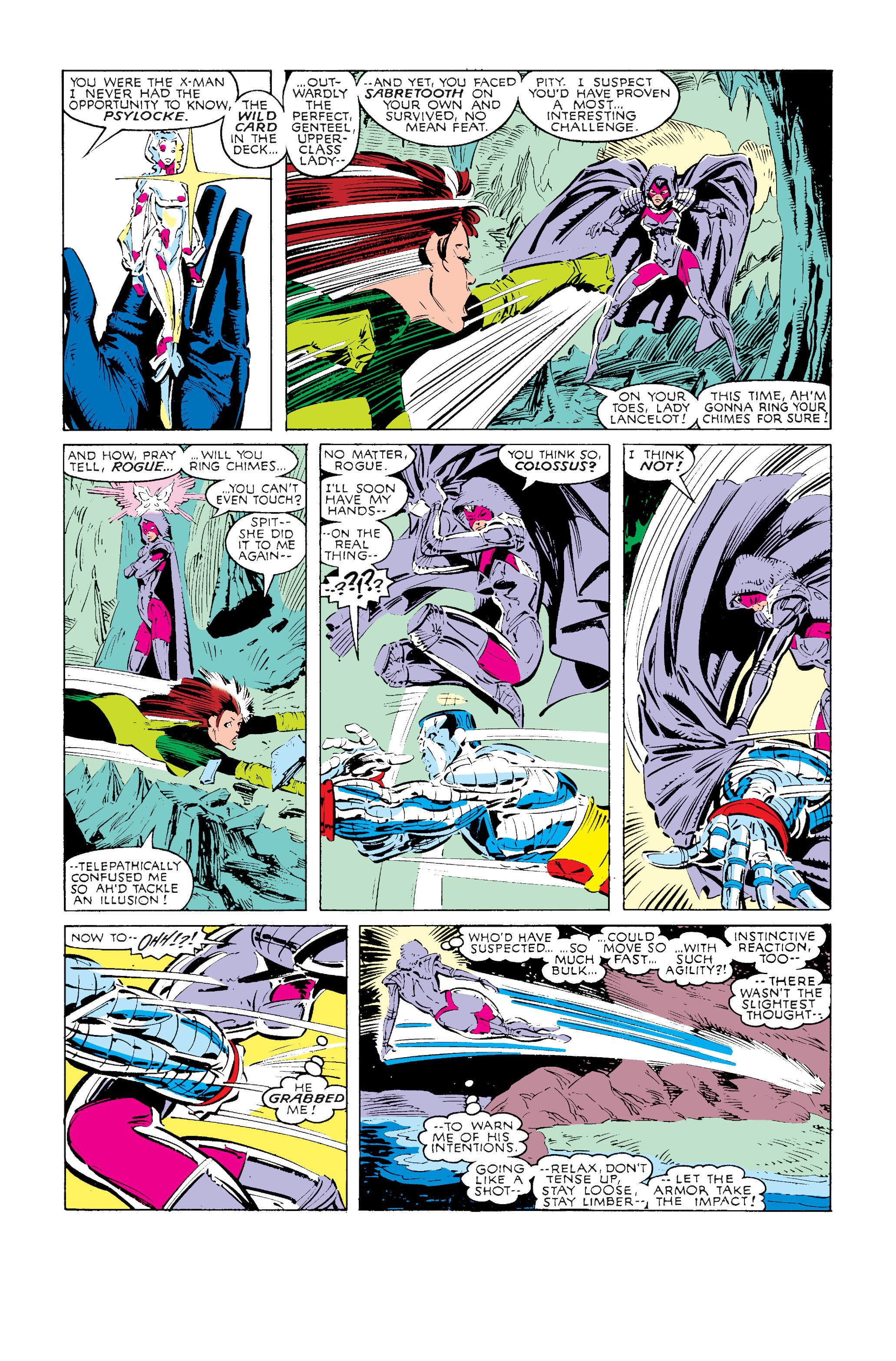 Read online Uncanny X-Men (1963) comic -  Issue #239 - 16