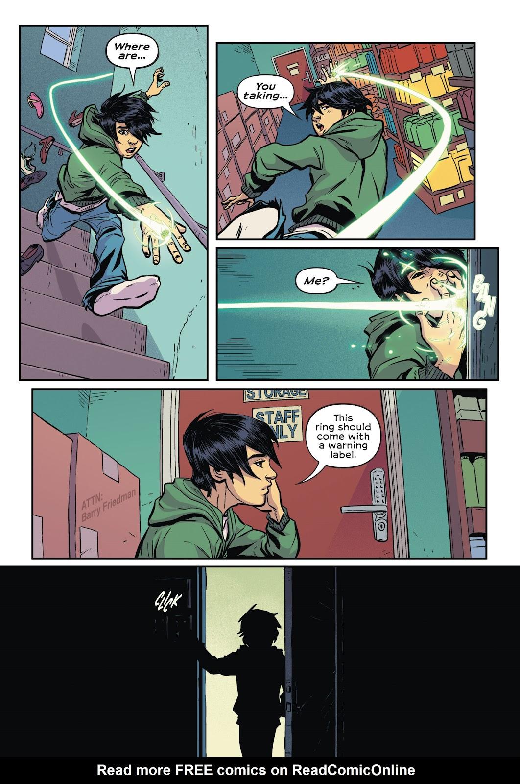 Read online Green Lantern: Legacy comic -  Issue # TPB - 30