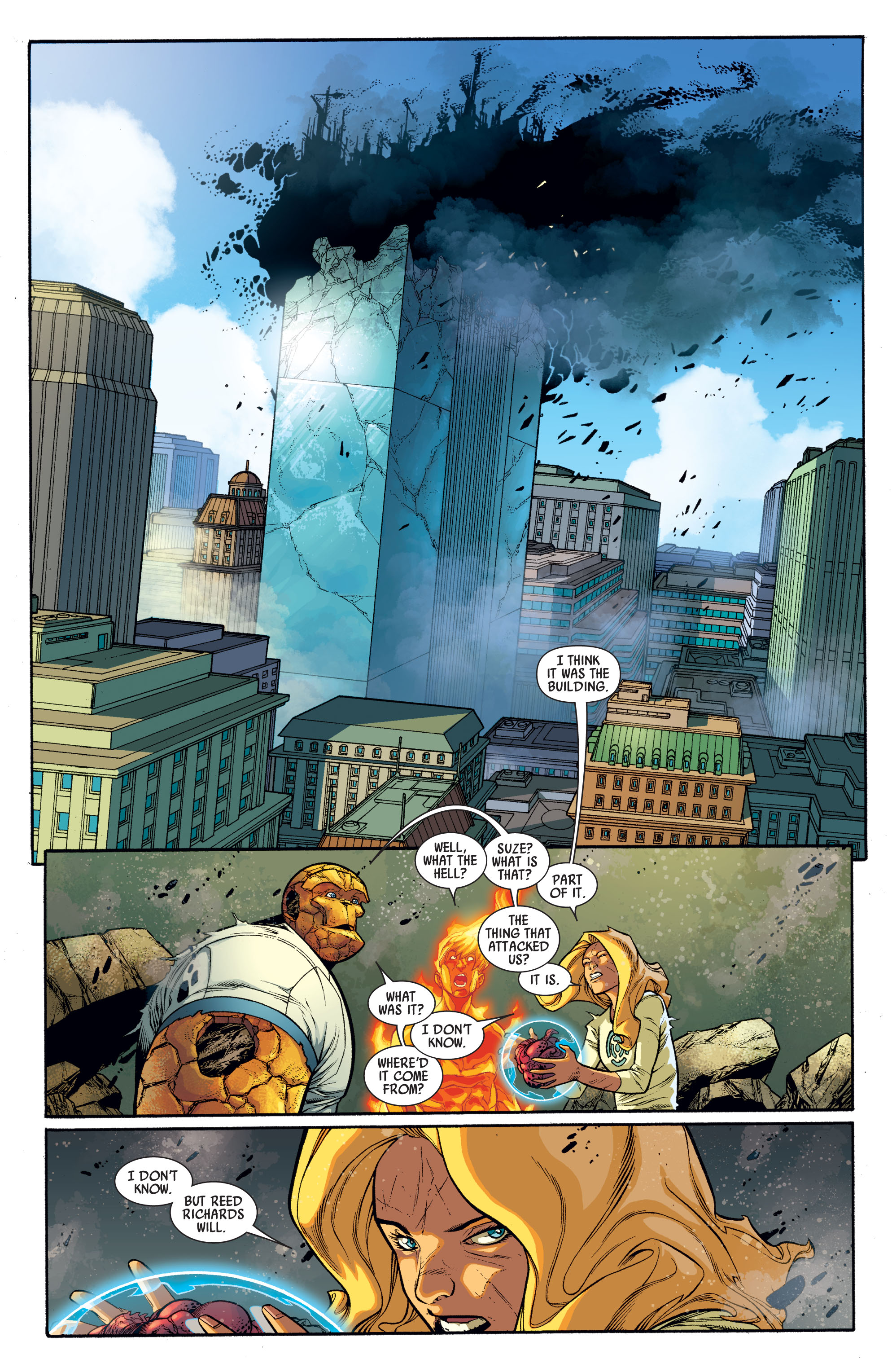Read online Ultimate Comics Doomsday comic -  Issue # Full - 36