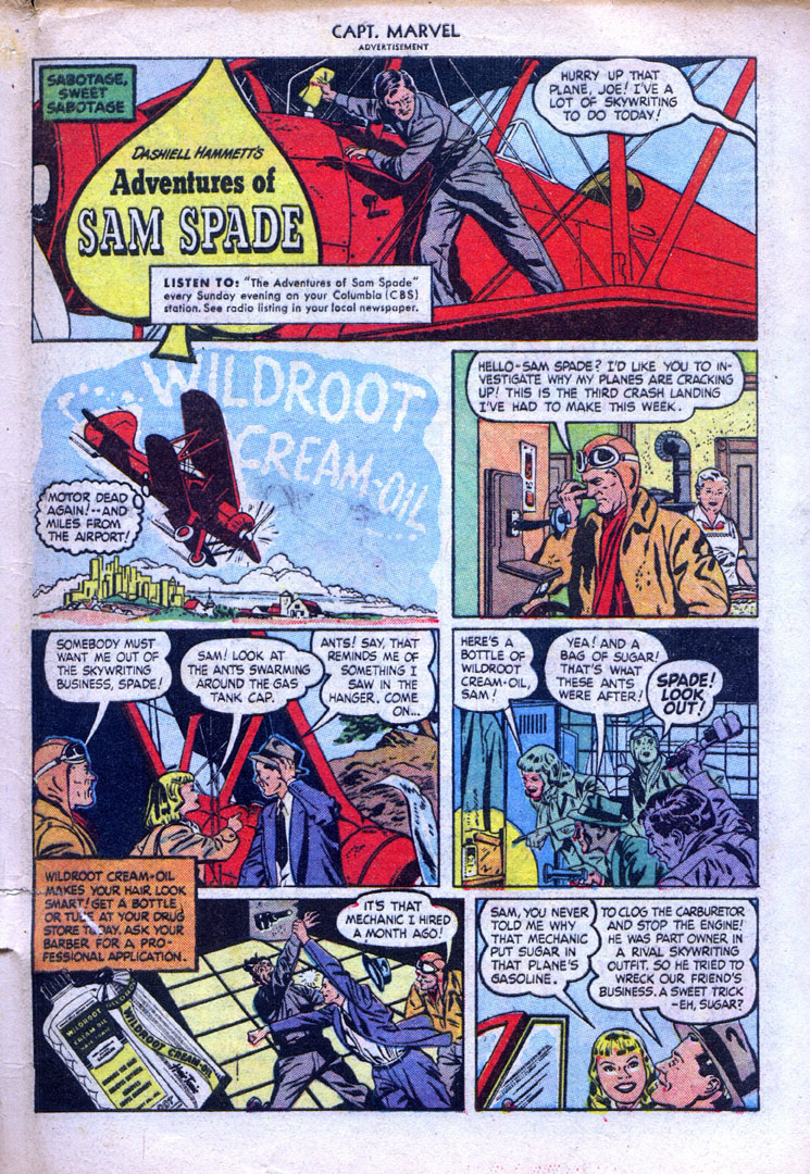 Captain Marvel Adventures issue 87 - Page 48