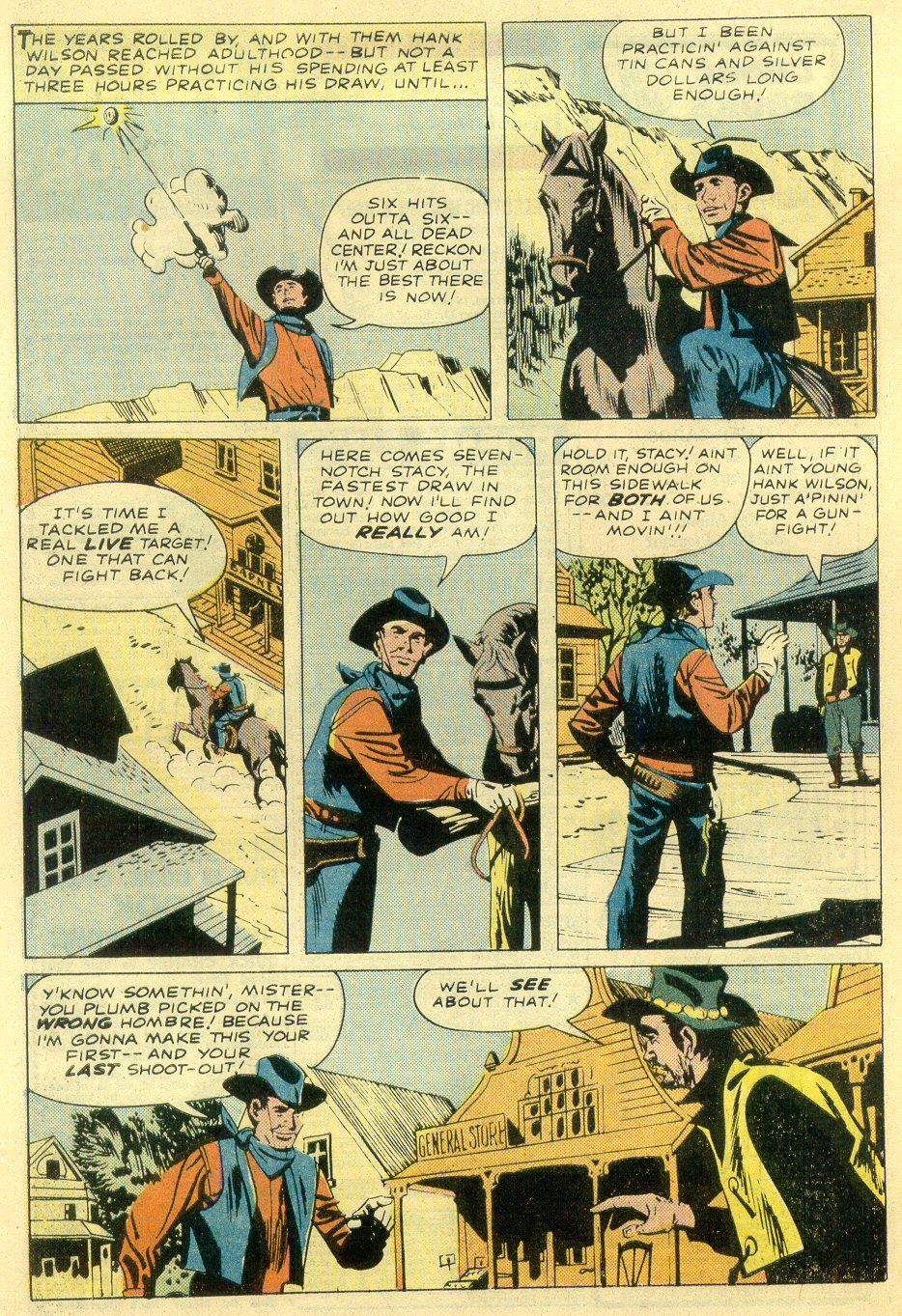 Read online Two-Gun Kid comic -  Issue #123 - 28