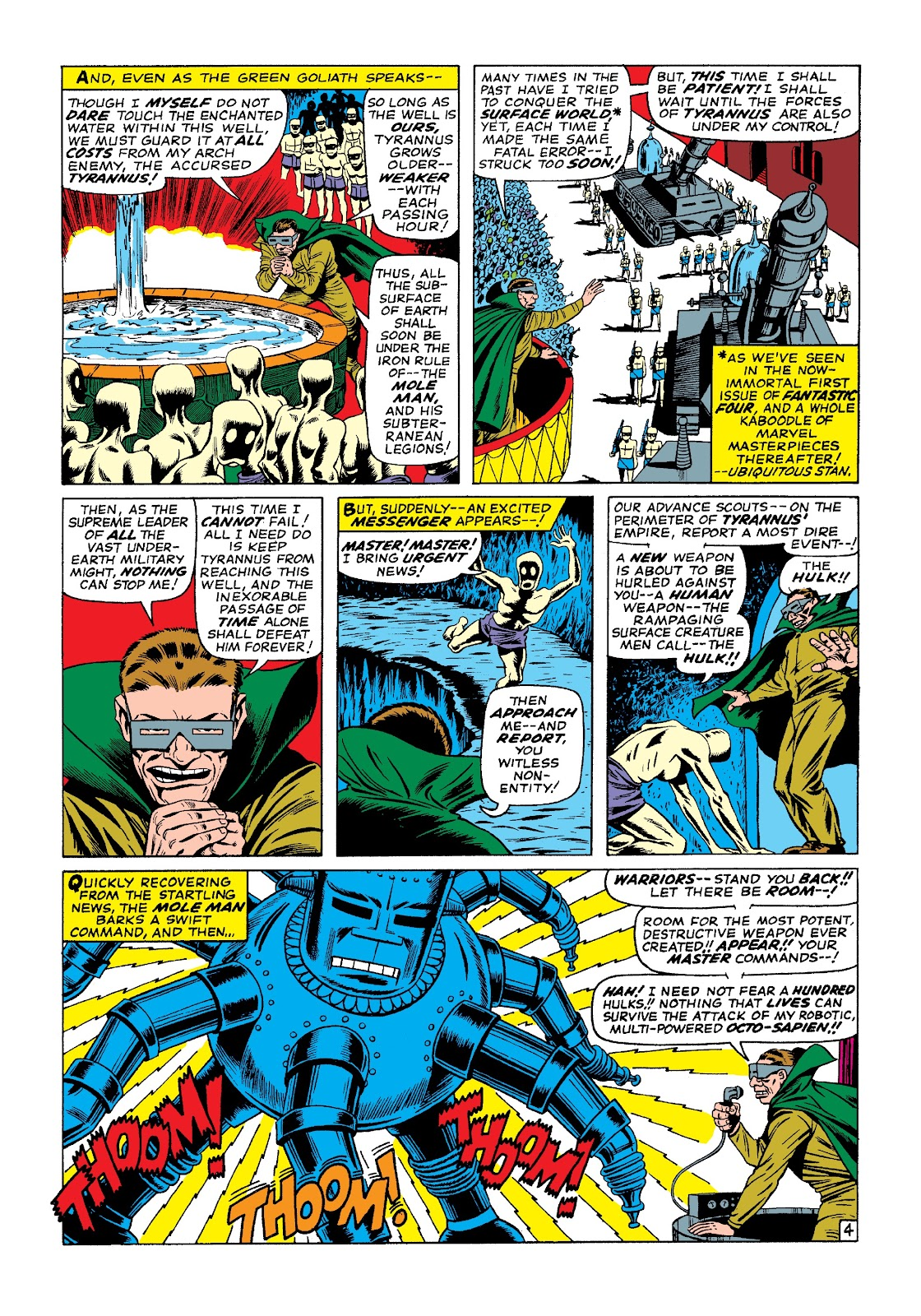 Read online Marvel Masterworks: The Incredible Hulk comic -  Issue # TPB 3 (Part 1) - 11