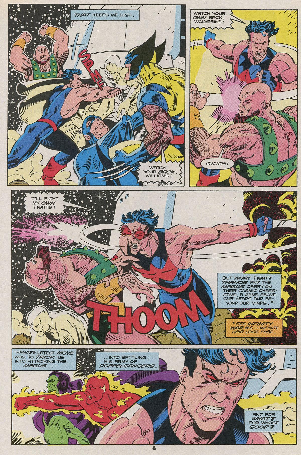 Read online Wonder Man (1991) comic -  Issue #15 - 5