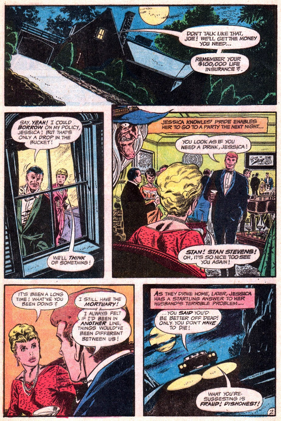 The Witching Hour (1969) issue 25 - Page 5