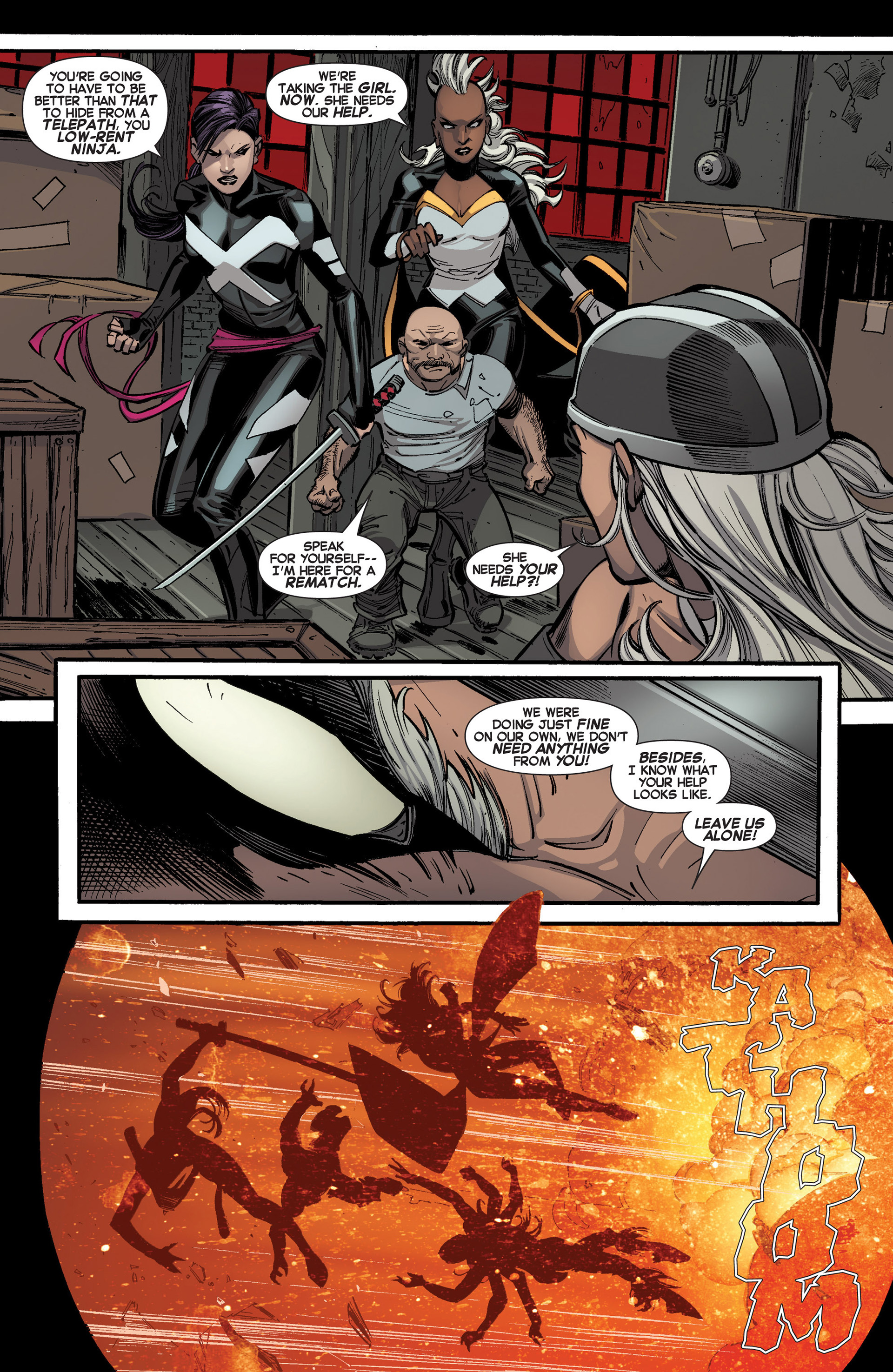 Read online Uncanny X-Force (2013) comic -  Issue #2 - 18