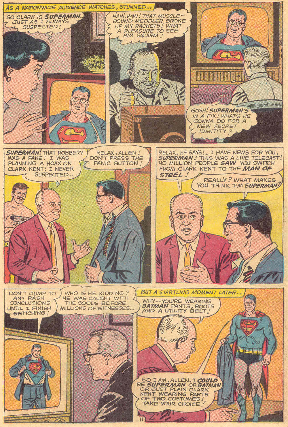 Read online Action Comics (1938) comic -  Issue #345 - 15