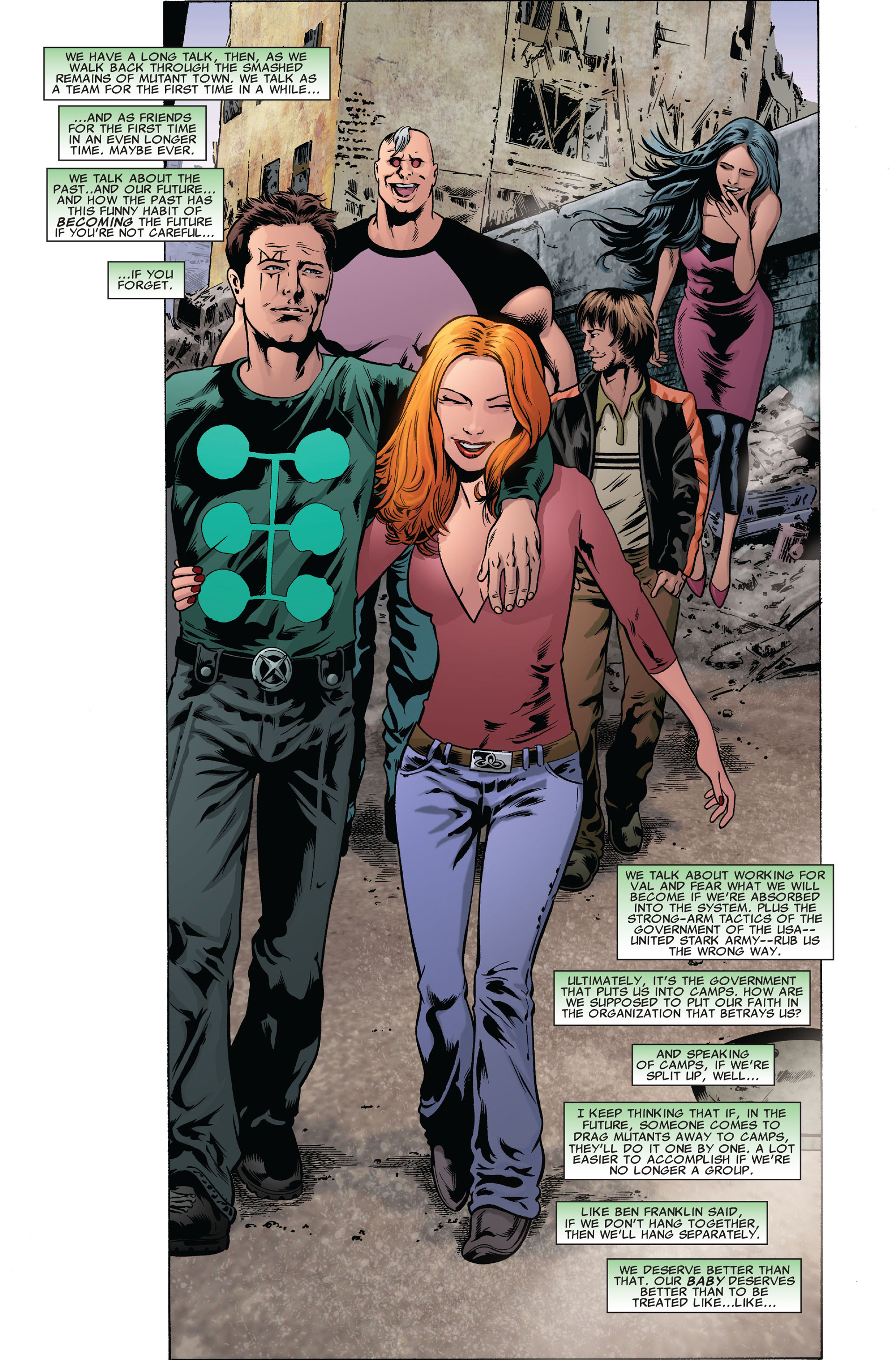 Read online X-Factor (2006) comic -  Issue #32 - 18