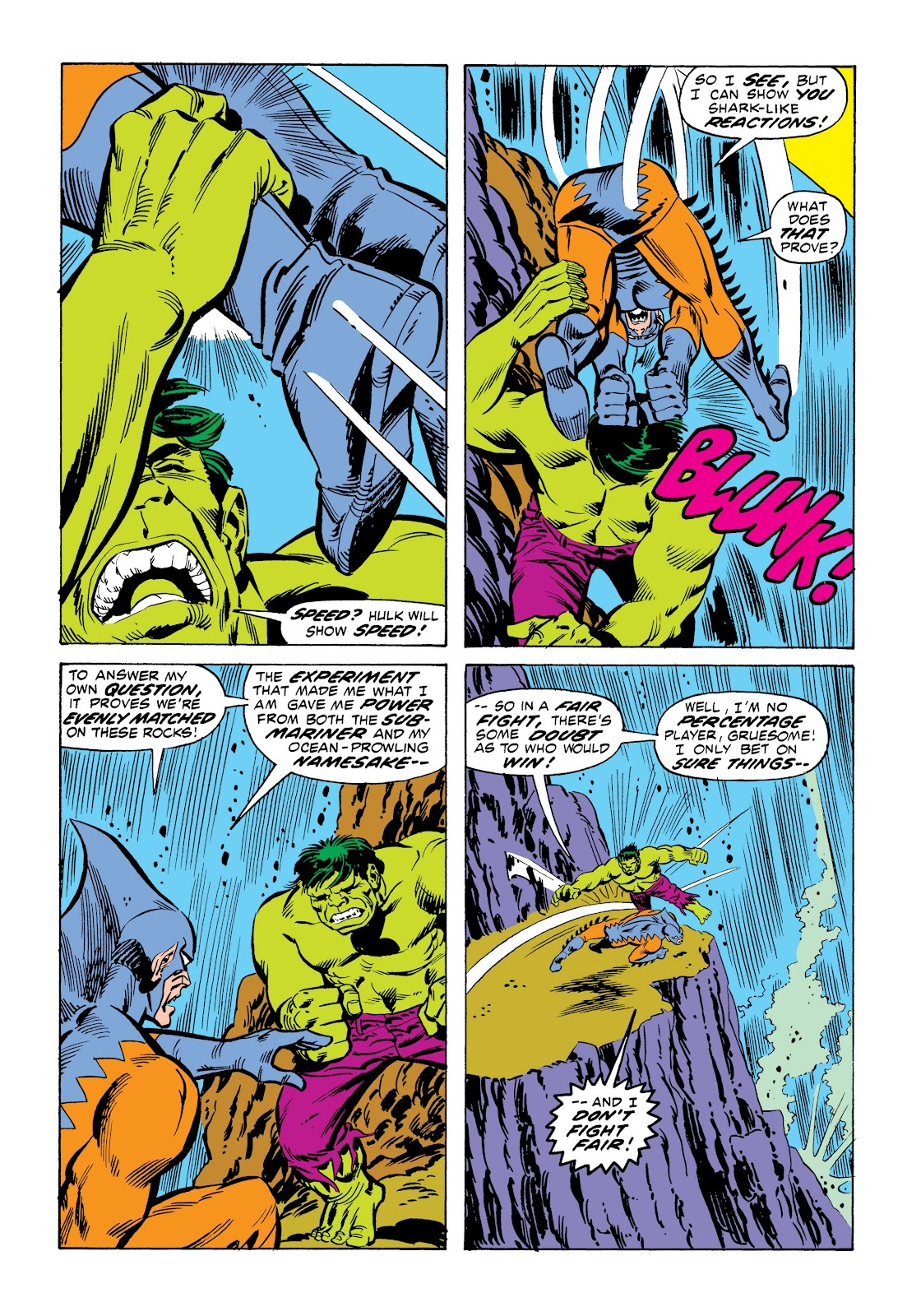 Read online Marvel Masterworks: The Incredible Hulk comic -  Issue # TPB 9 (Part 1) - 89