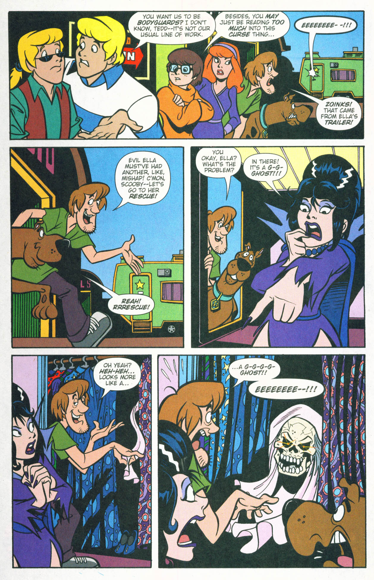 Read online Scooby-Doo (1997) comic -  Issue #83 - 17