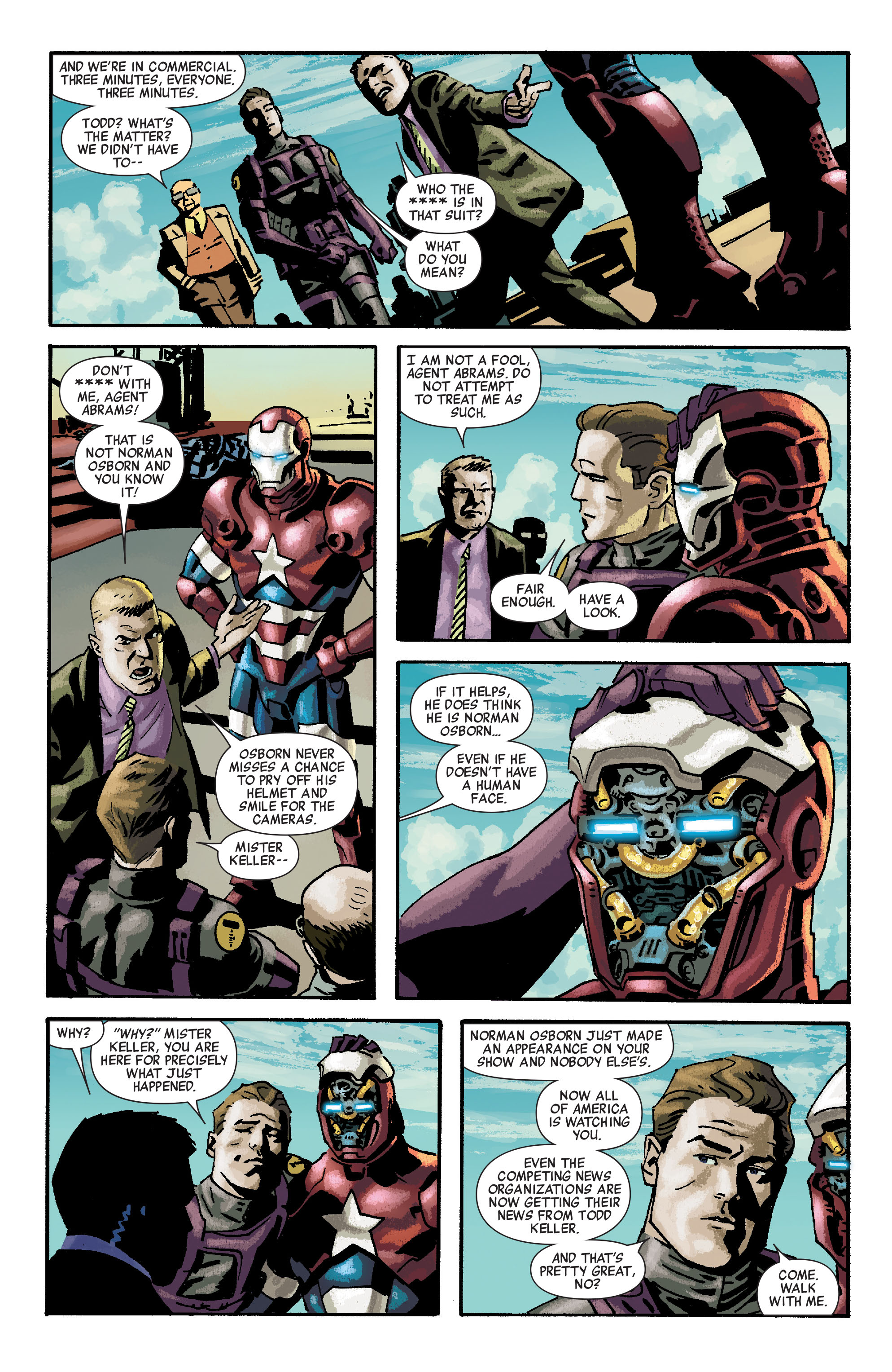 Read online Siege: Embedded comic -  Issue #2 - 10