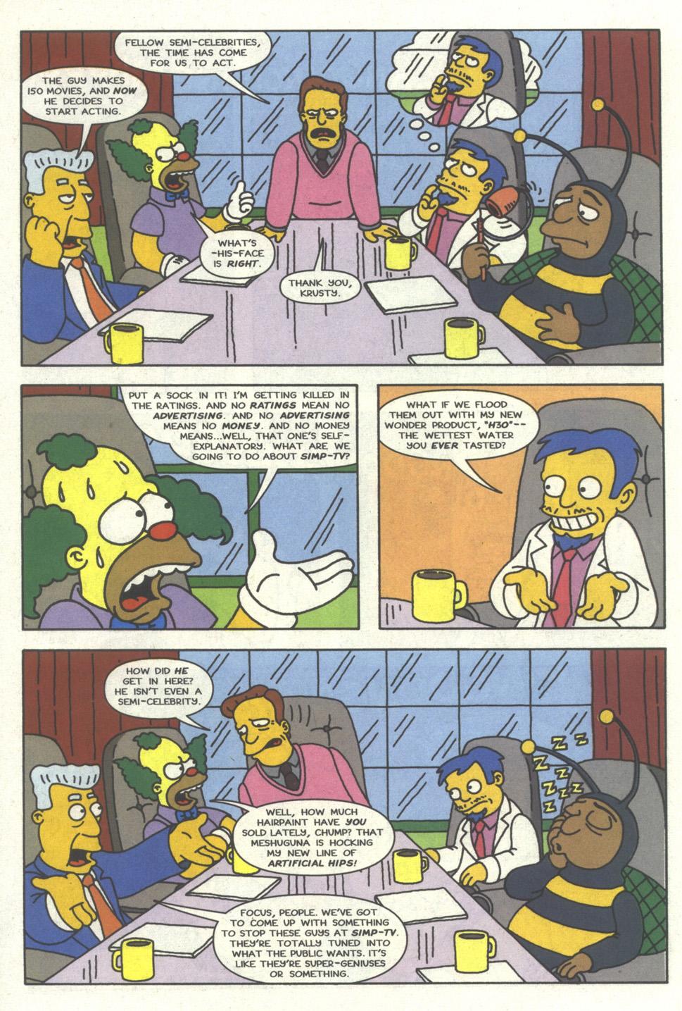 Read online Simpsons Comics comic -  Issue #17 - 13