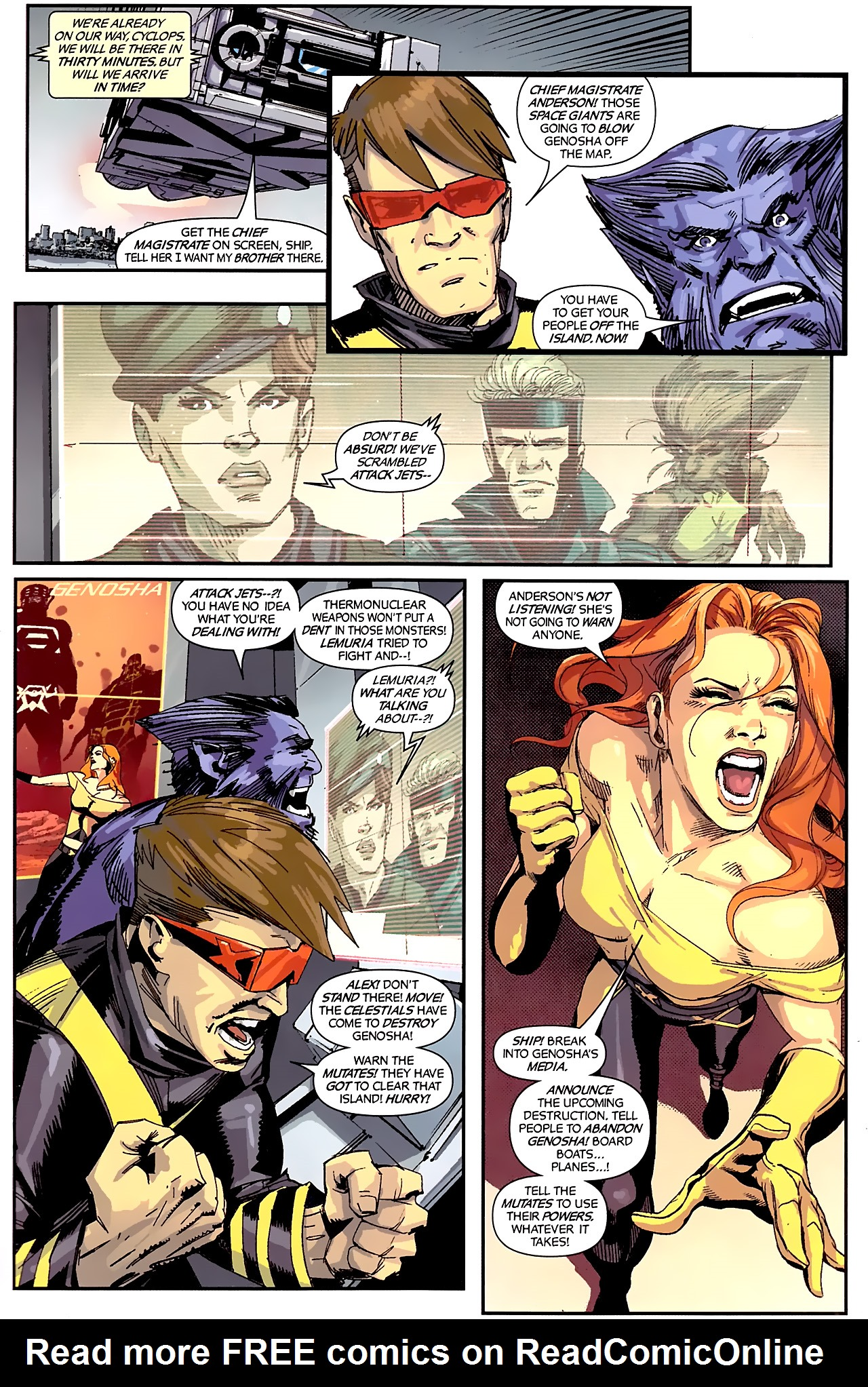 Read online X-Factor Forever comic -  Issue #5 - 14