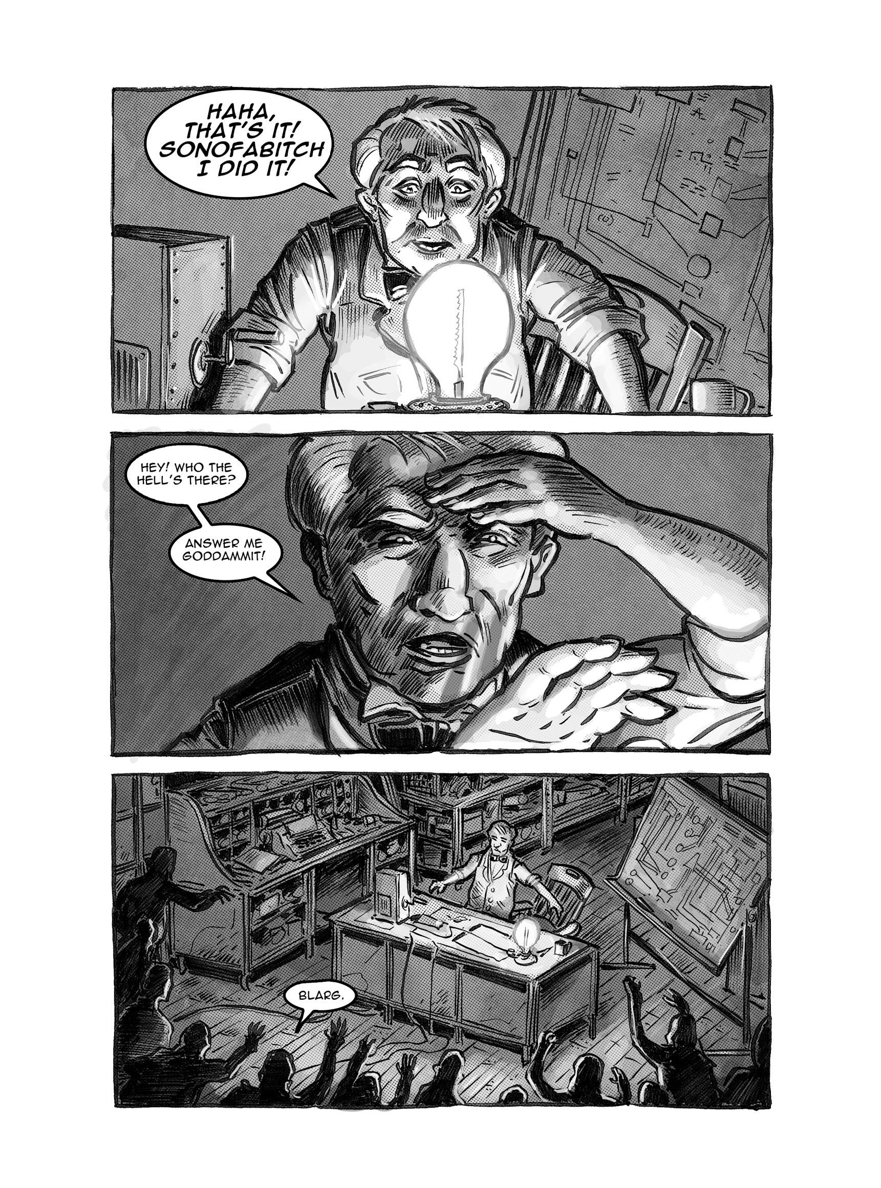 Read online FUBAR comic -  Issue #3 - 183