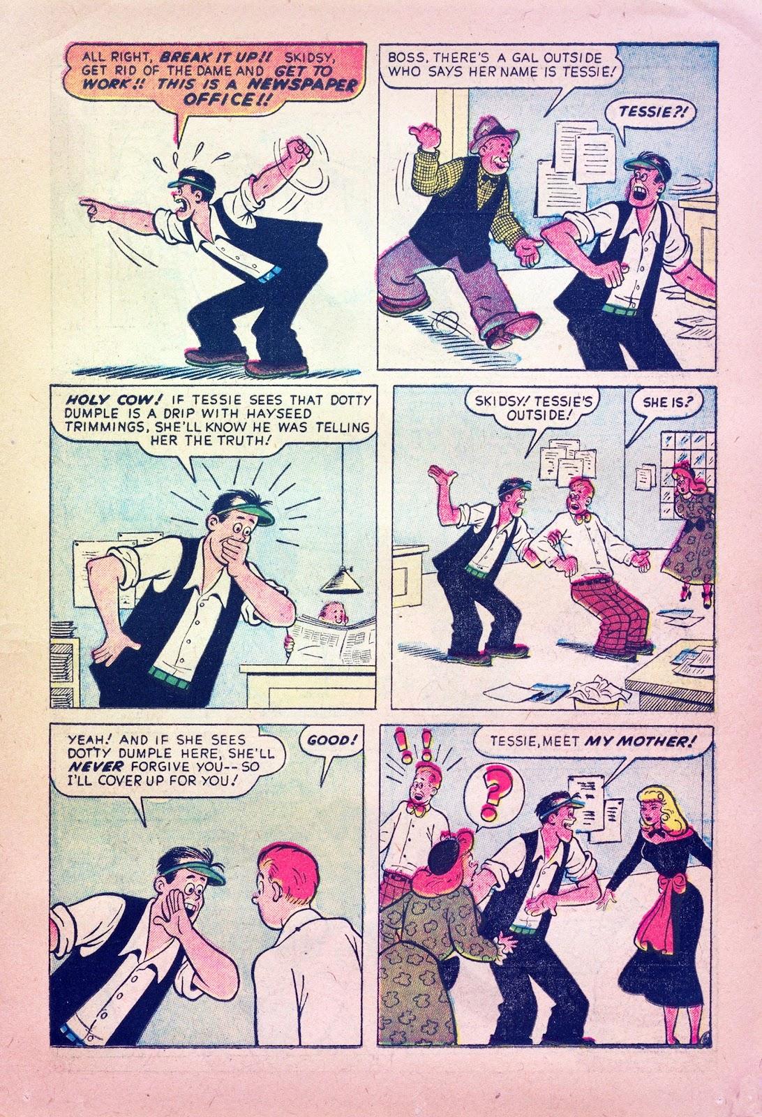 Read online Joker Comics comic -  Issue #41 - 15