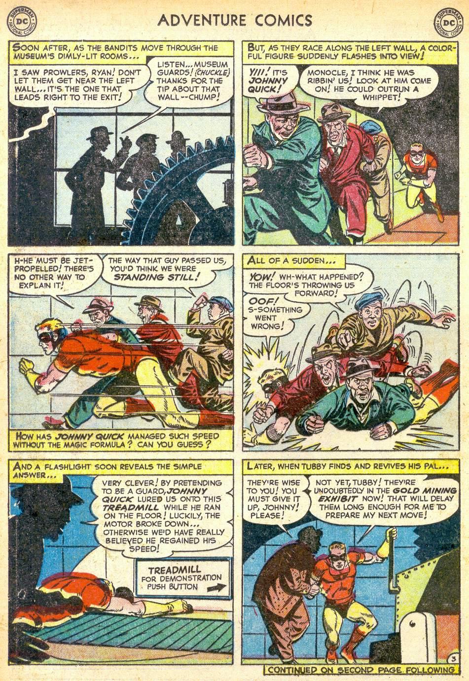 Read online Adventure Comics (1938) comic -  Issue #172 - 26