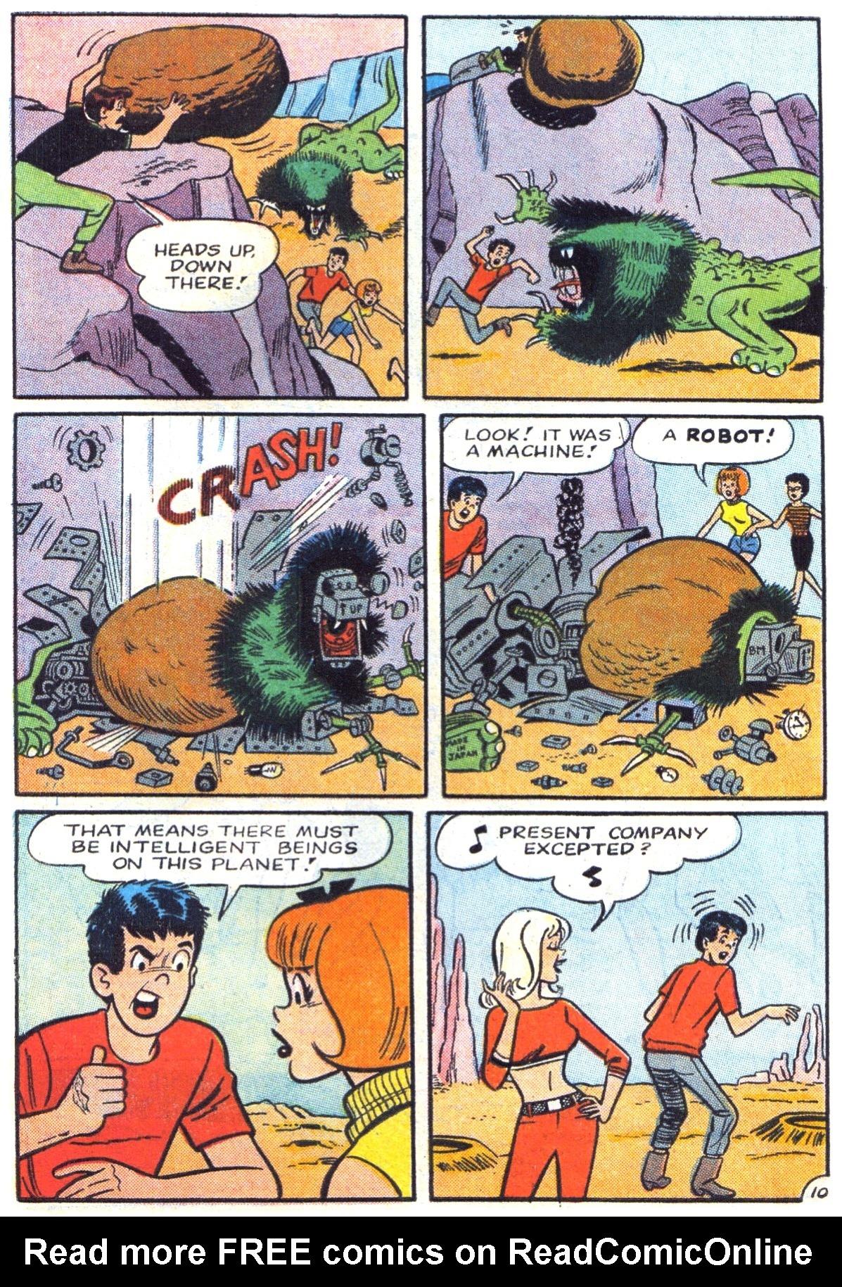 Read online She's Josie comic -  Issue #15 - 14