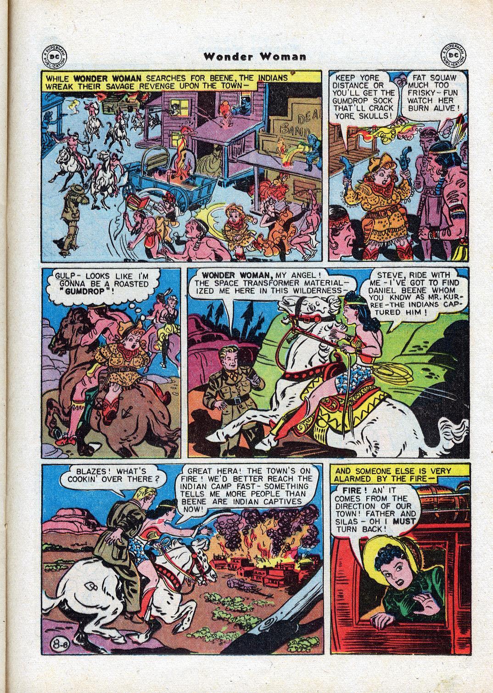 Read online Wonder Woman (1942) comic -  Issue #17 - 31