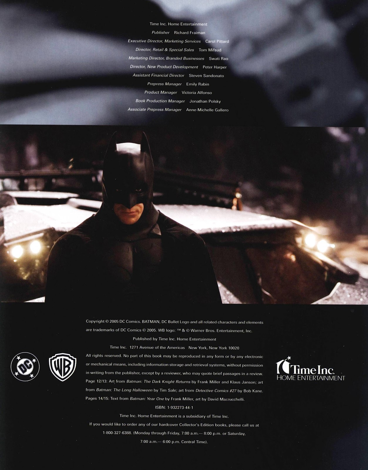 Read online Batman Begins: The Official Movie Guide comic -  Issue # TPB (Part 2) - 63