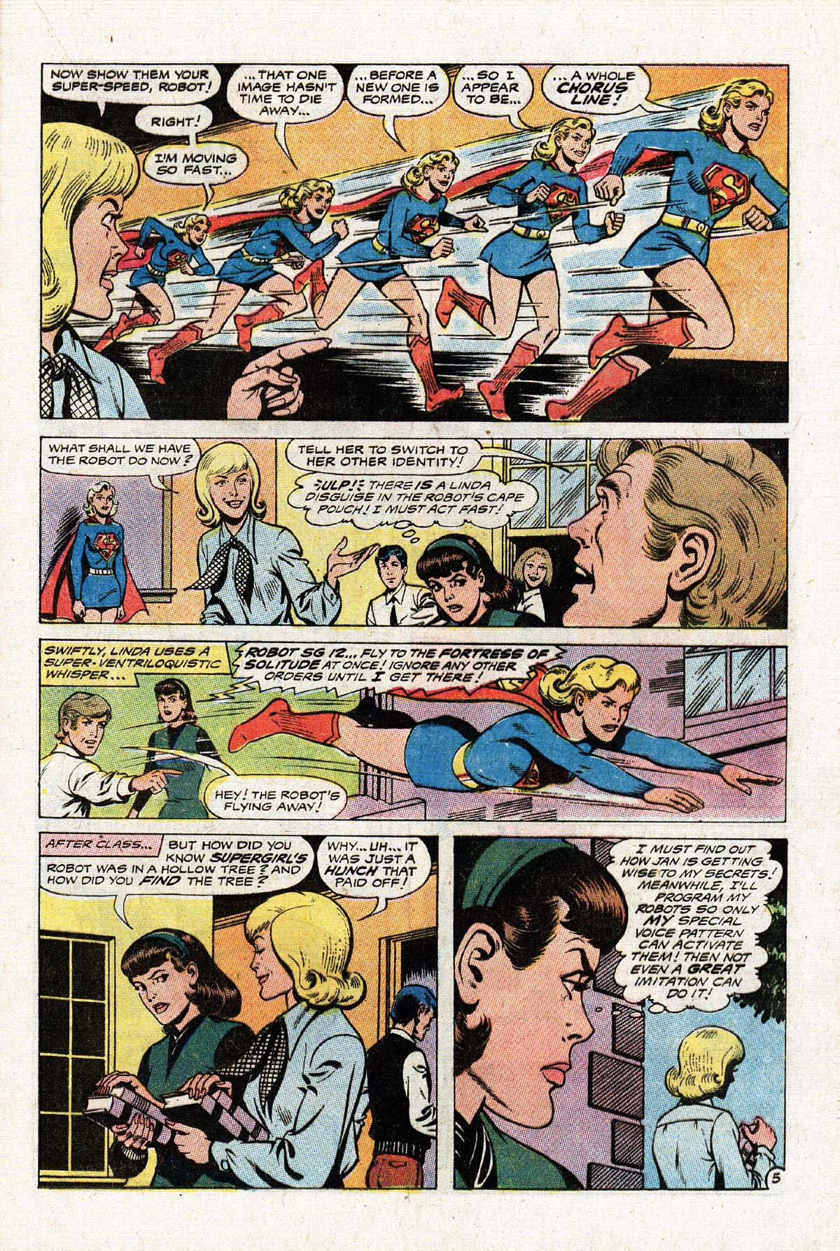 Read online Adventure Comics (1938) comic -  Issue #393 - 21
