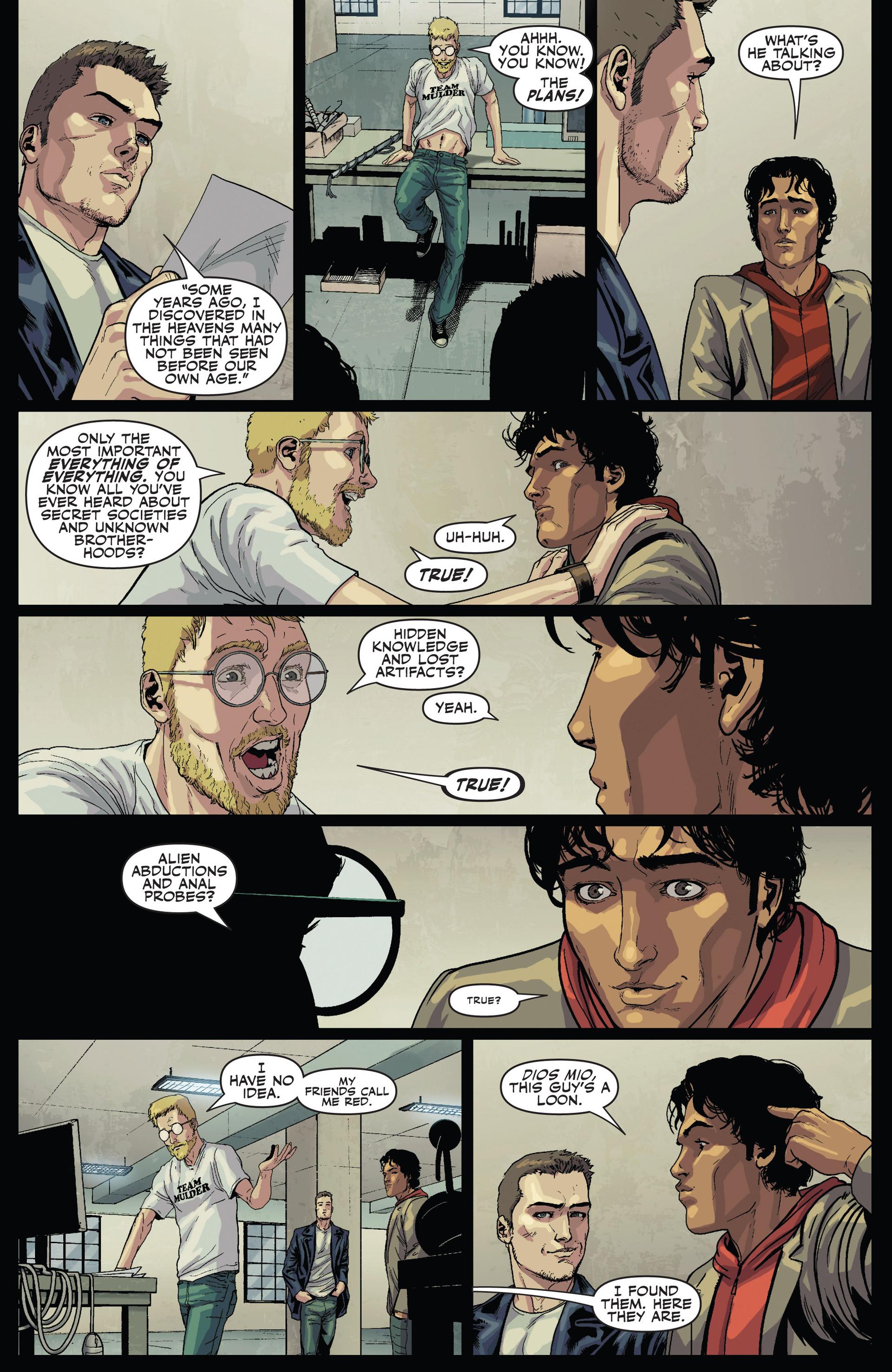 Read online Secret Warriors comic -  Issue #24 - 12
