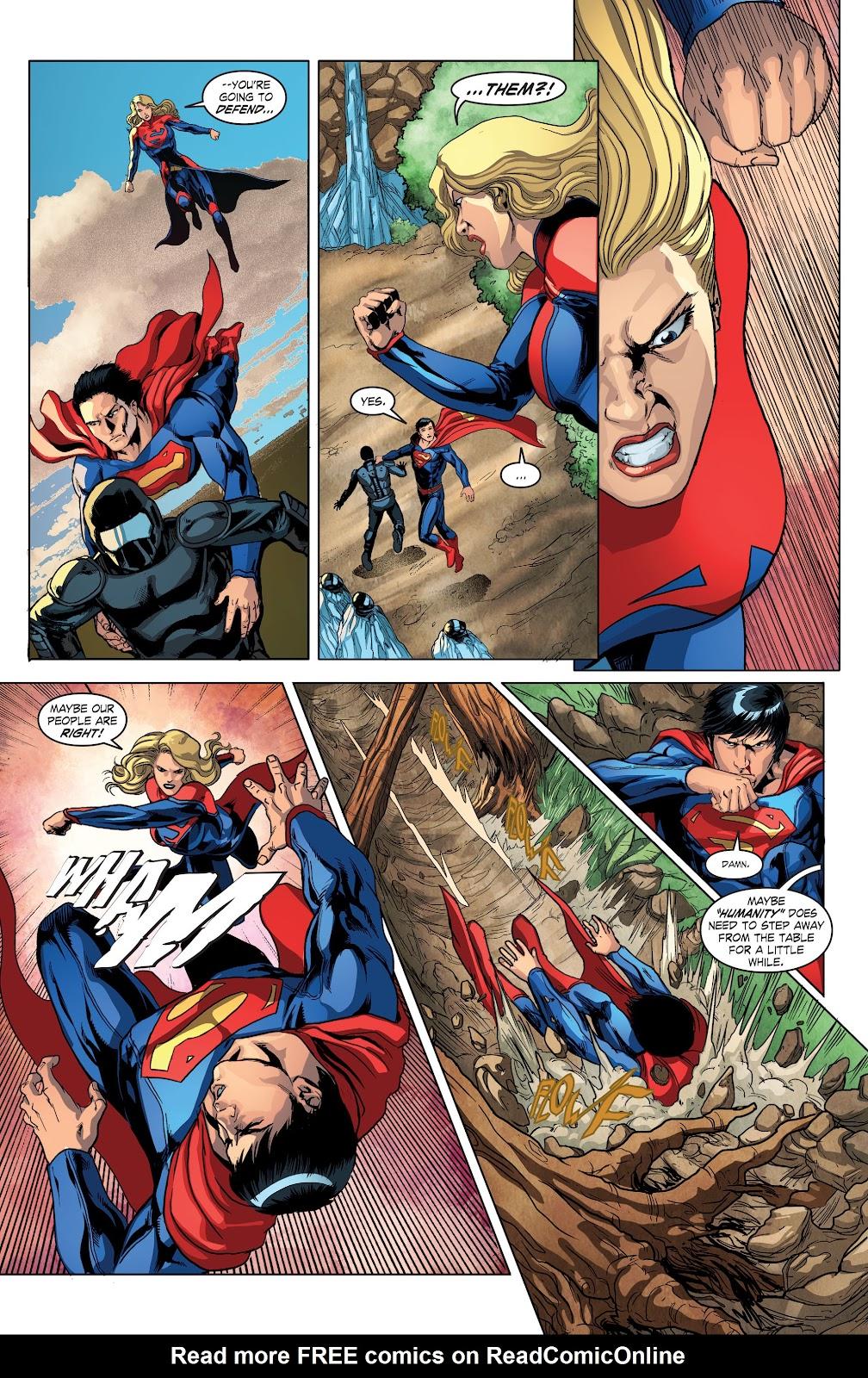 Read online Smallville Season 11 [II] comic -  Issue # TPB 4 - 77
