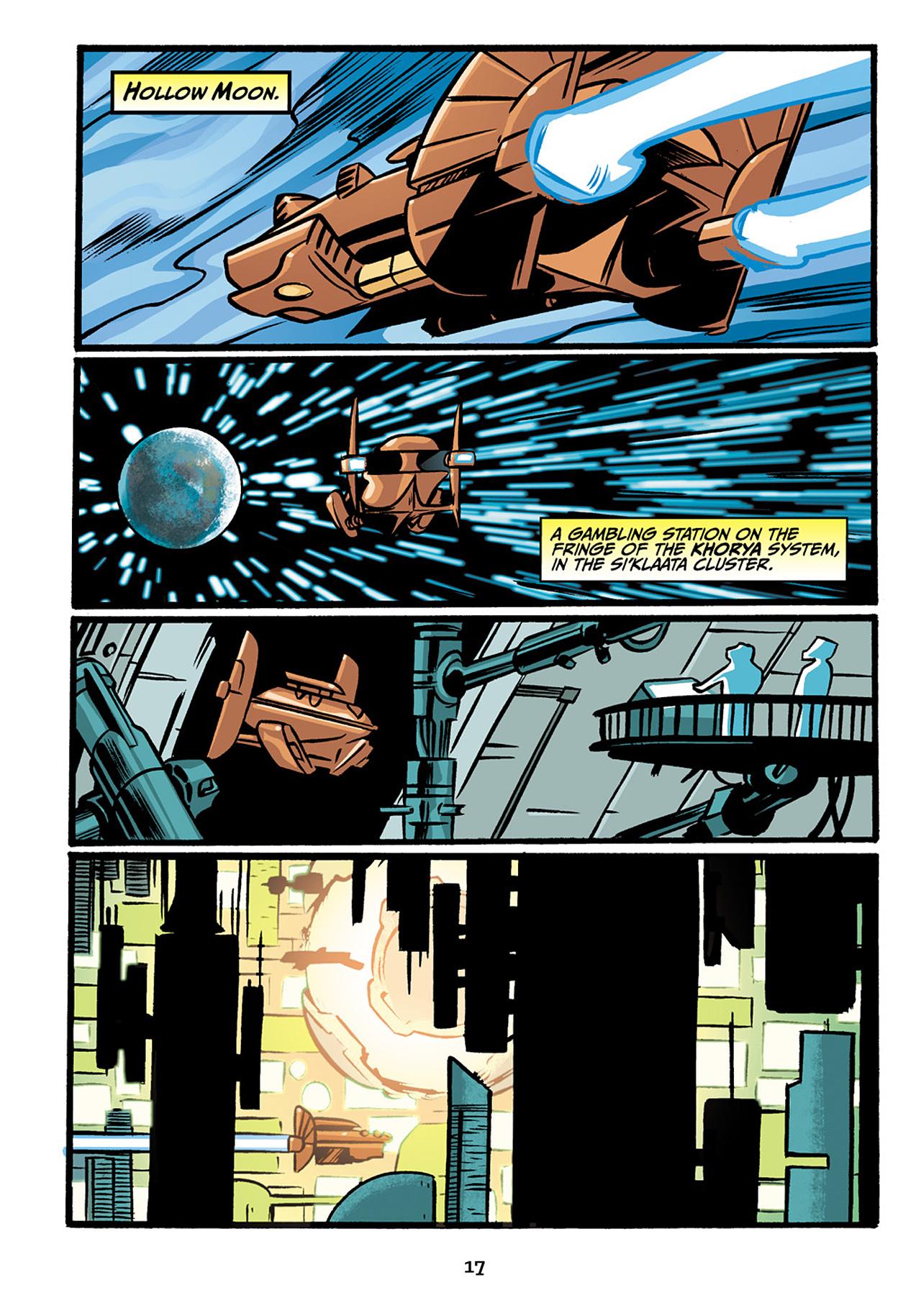 Read online Star Wars Omnibus comic -  Issue # Vol. 33 - 19