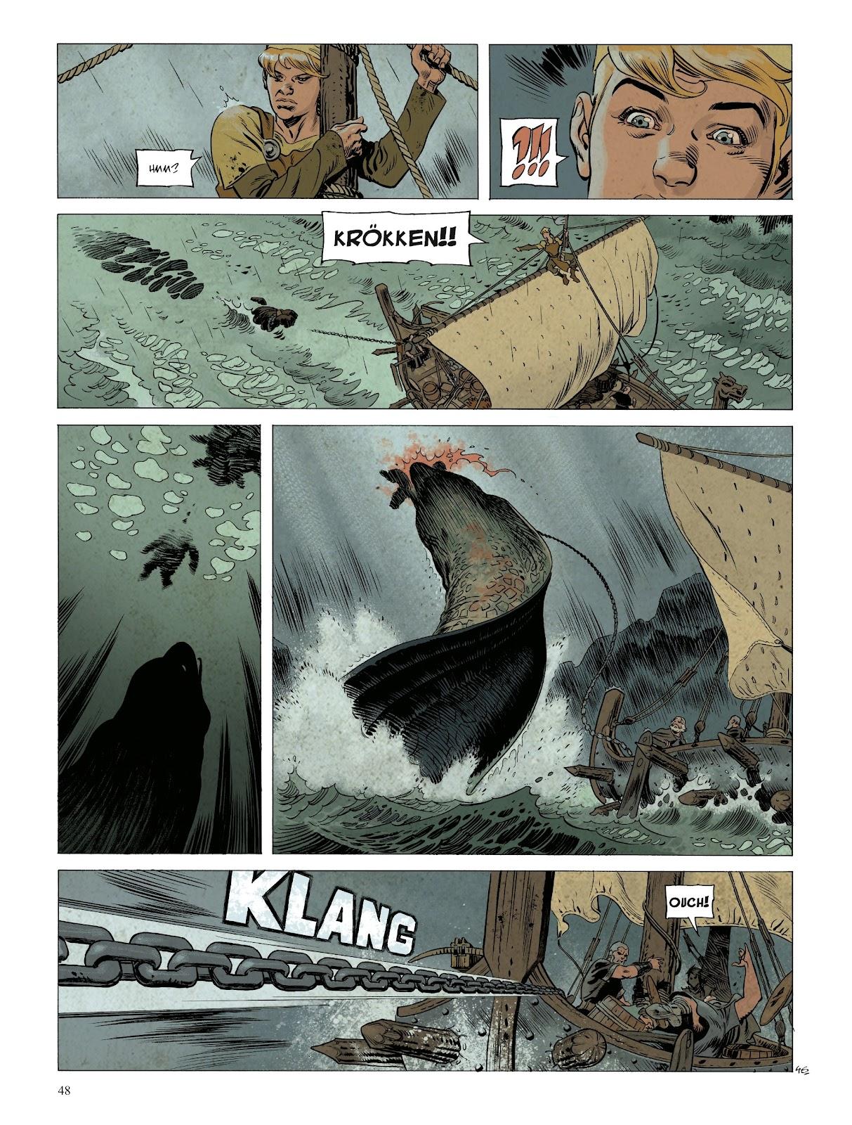 Read online Asgard comic -  Issue #1 - 50
