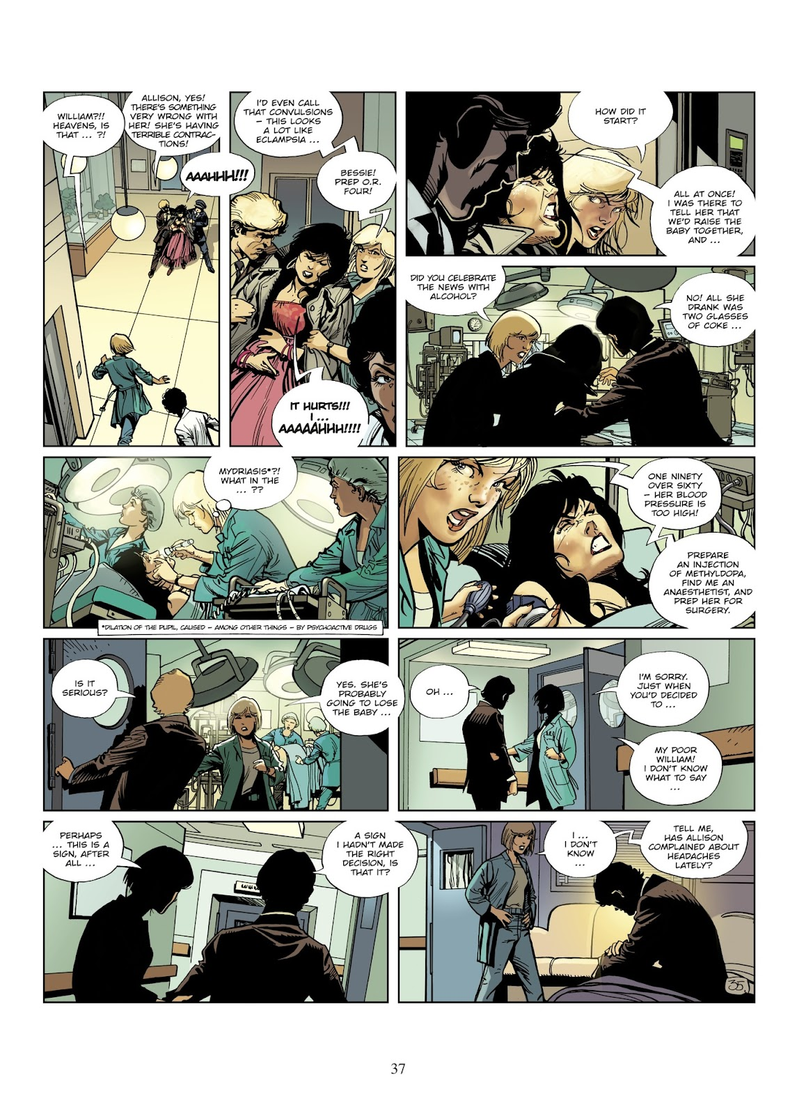 XIII Mystery issue 8 - Page 39