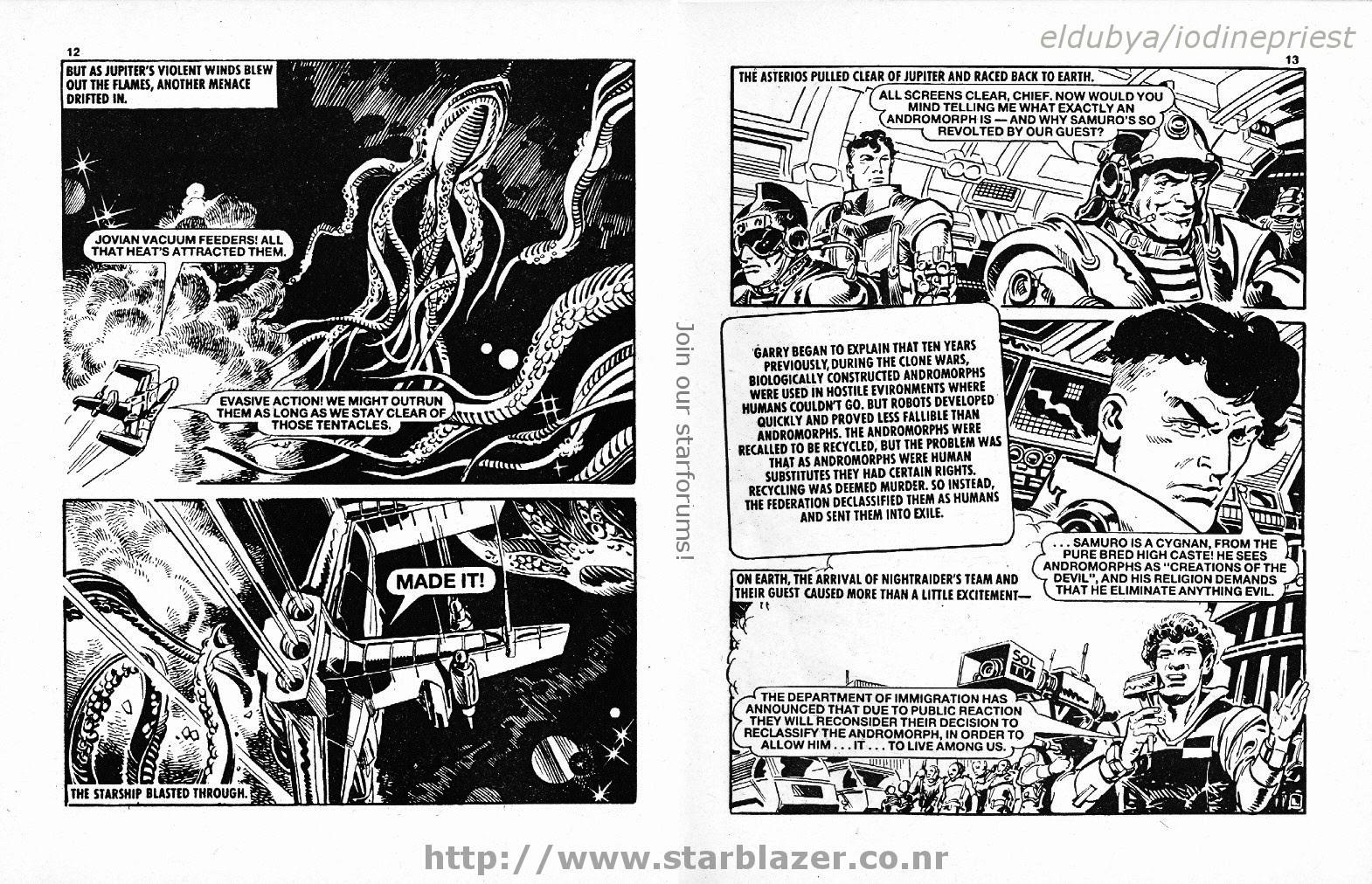 Starblazer issue 172 - Page 8